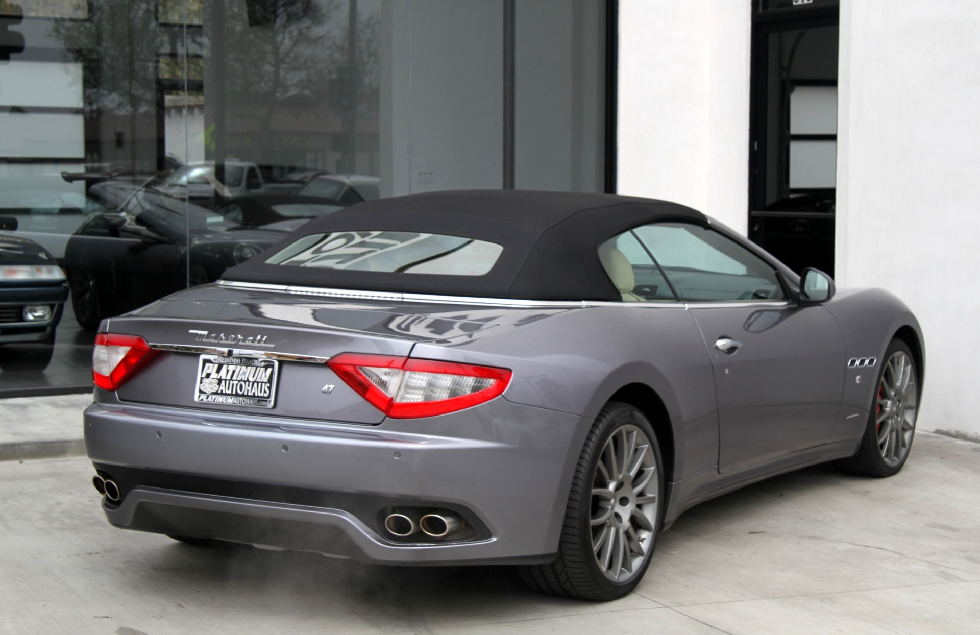 Mercury Dealer Near Me >> 2011 Maserati GranTurismo Stock # 6135A for sale near Redondo Beach, CA | CA Maserati Dealer