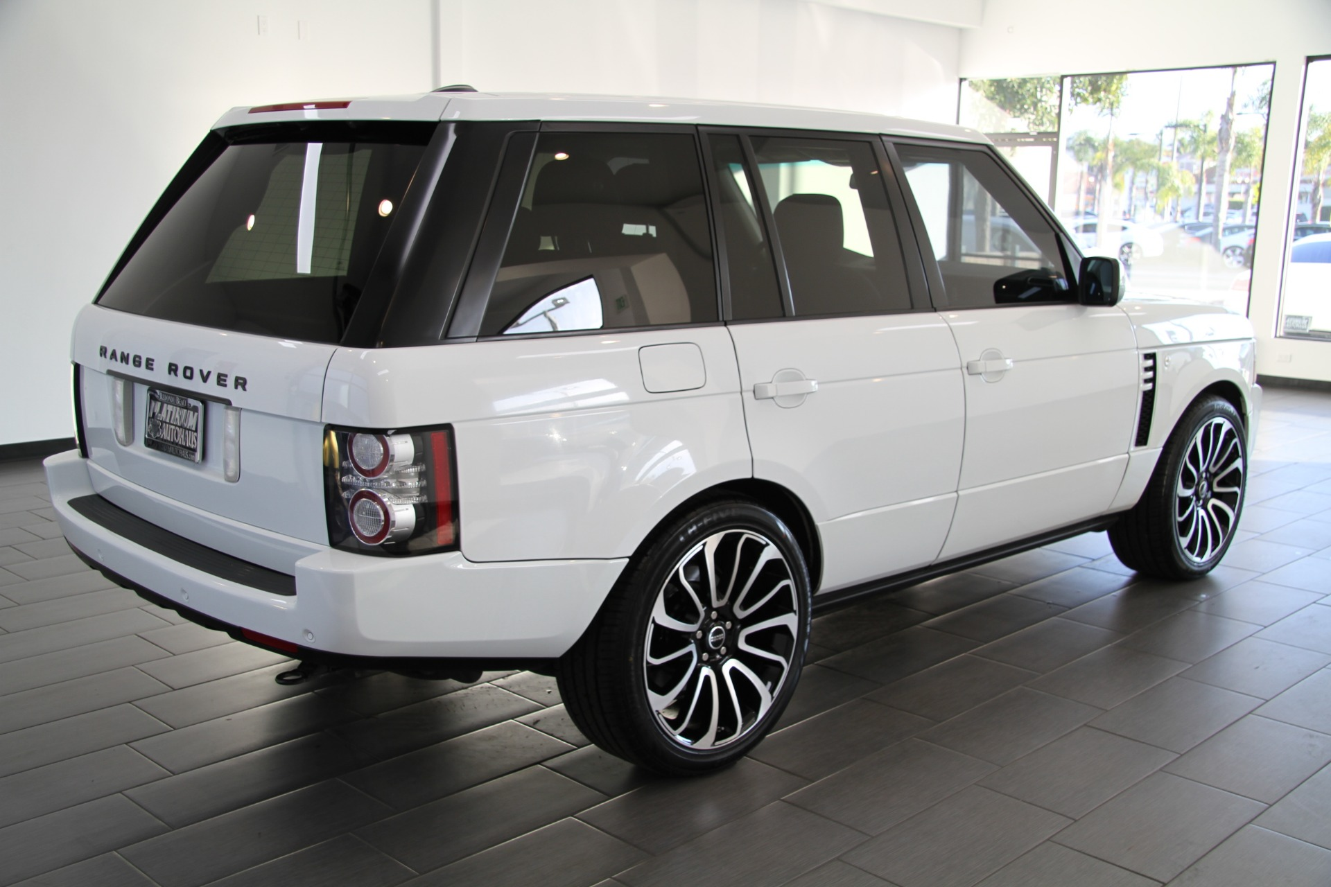 Land Rover For Sale Near Me >> 2012 Land Rover Range Rover HSE Stock # 5810A for sale ...