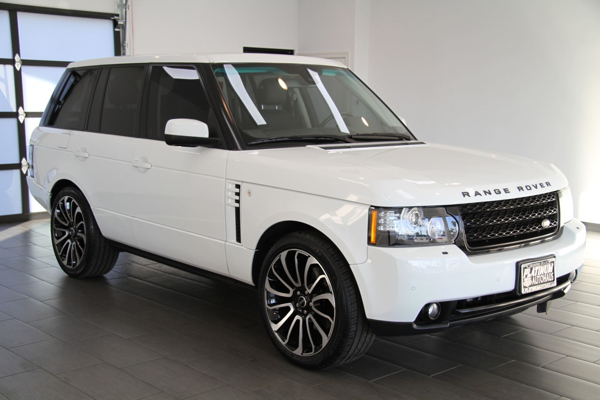 2012 Land Rover Range Rover Hse Stock 5810a For Sale