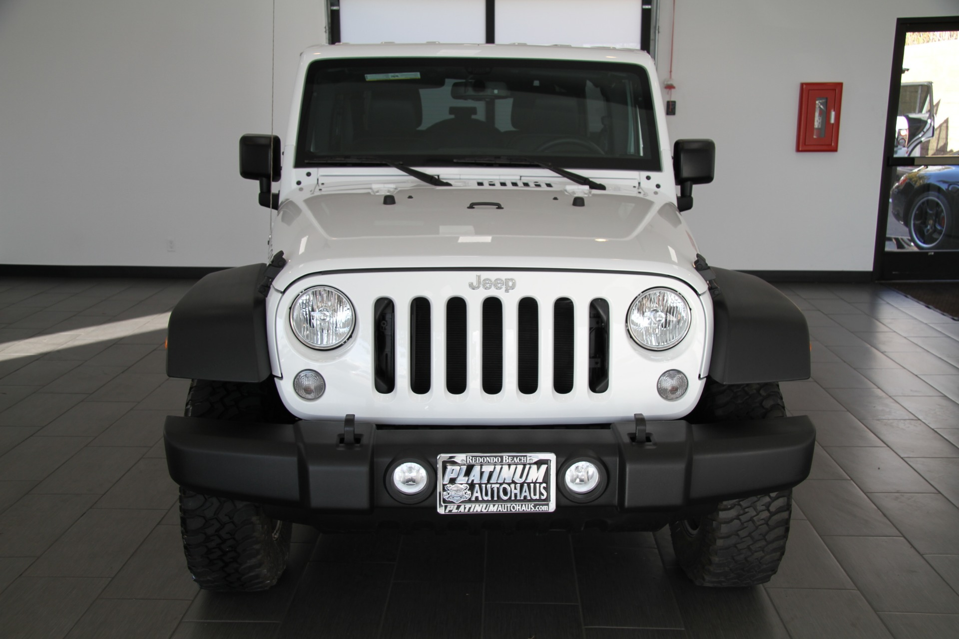Used Jeep Wrangler Near Me >> 2016 Jeep Wrangler Unlimited Rubicon Stock # 124304 for ...