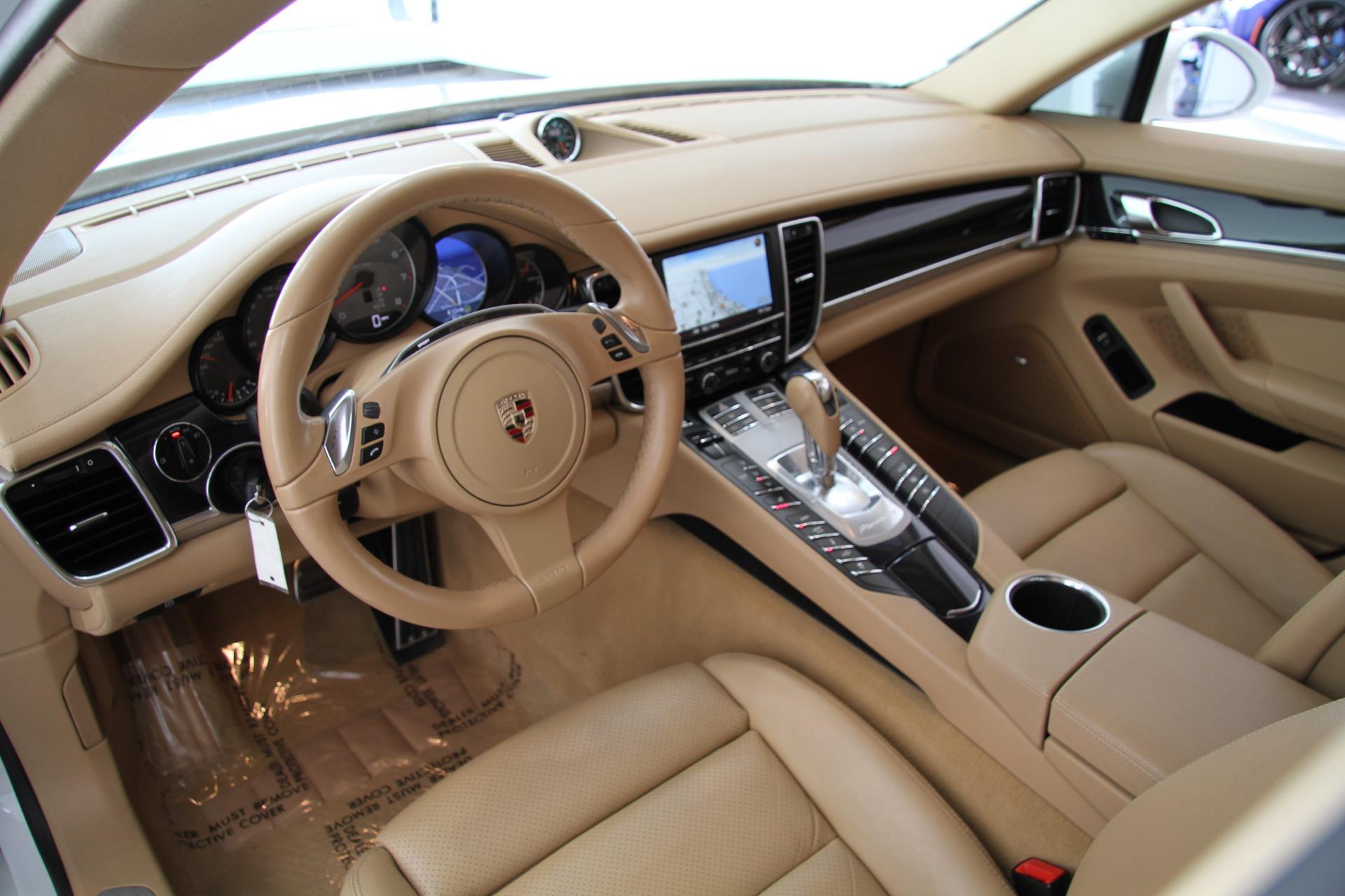 Used 2011 Porsche Panamera 4S