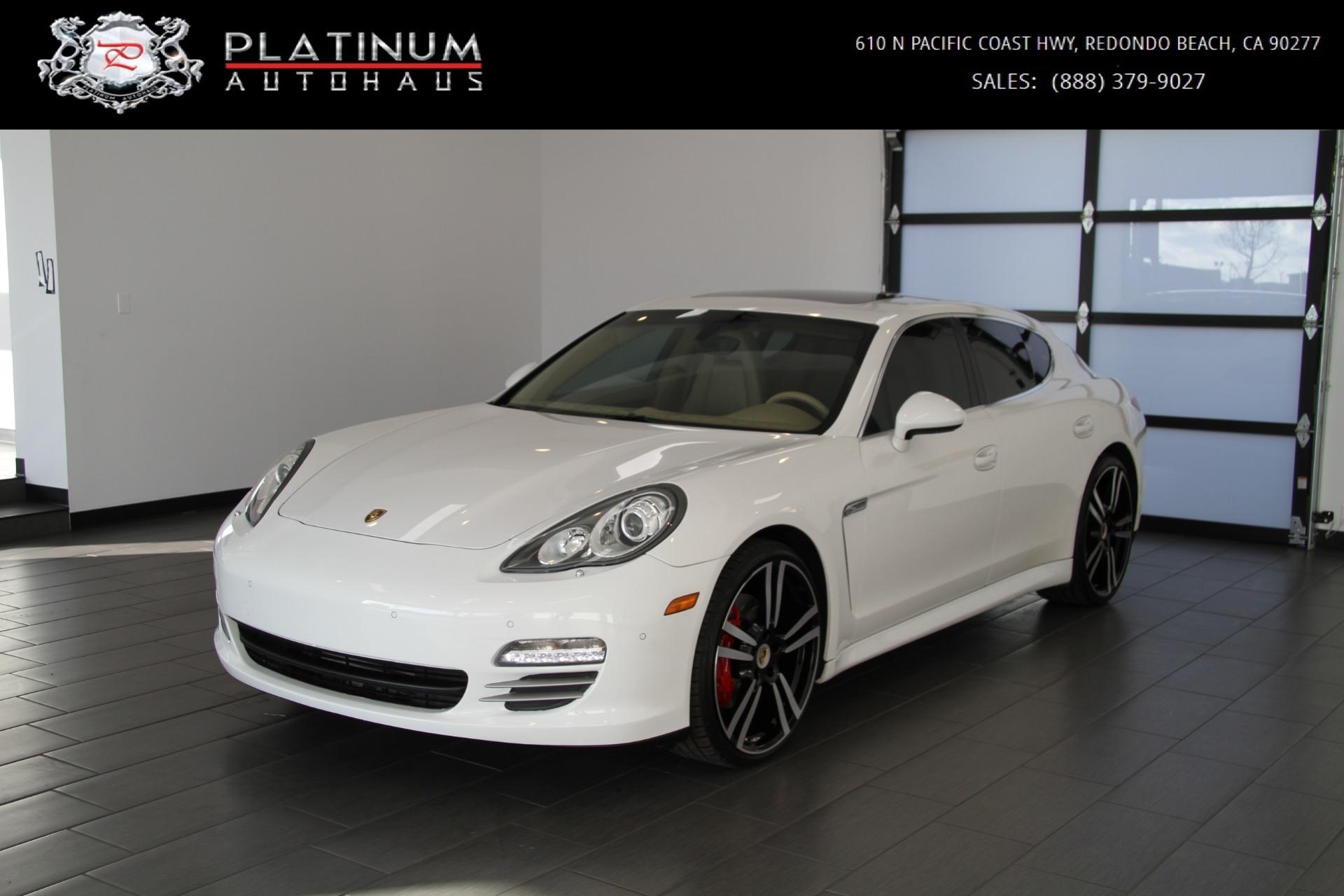 2011 Porsche Panamera 4S Stock # 5949A for sale near Redondo Beach