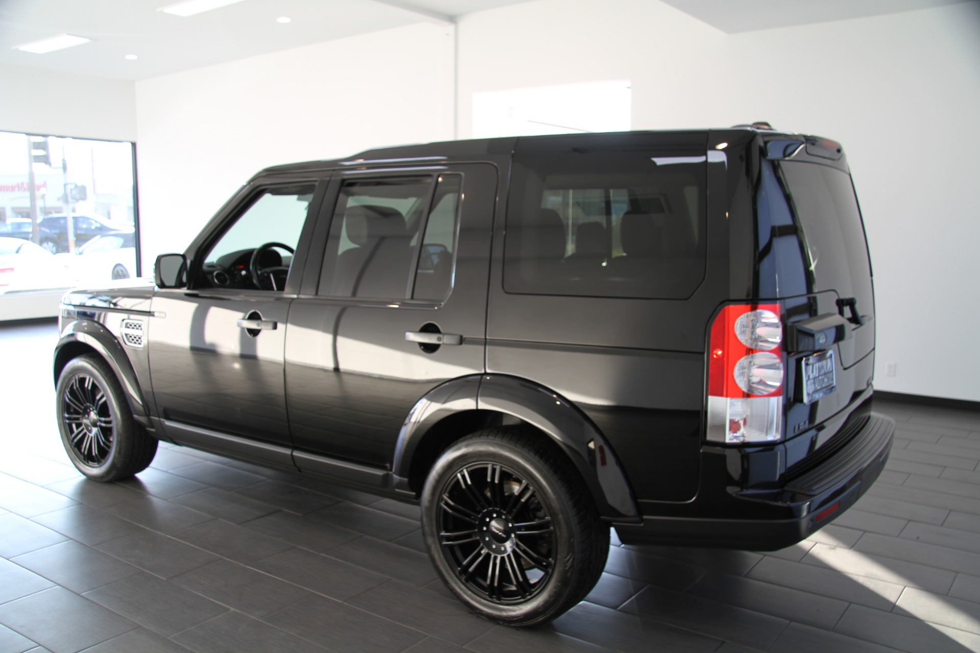 2012 Land Rover Lr4 Hse Luxury Stock 6054a For Sale Near Redondo Beach Ca Ca Land Rover Dealer