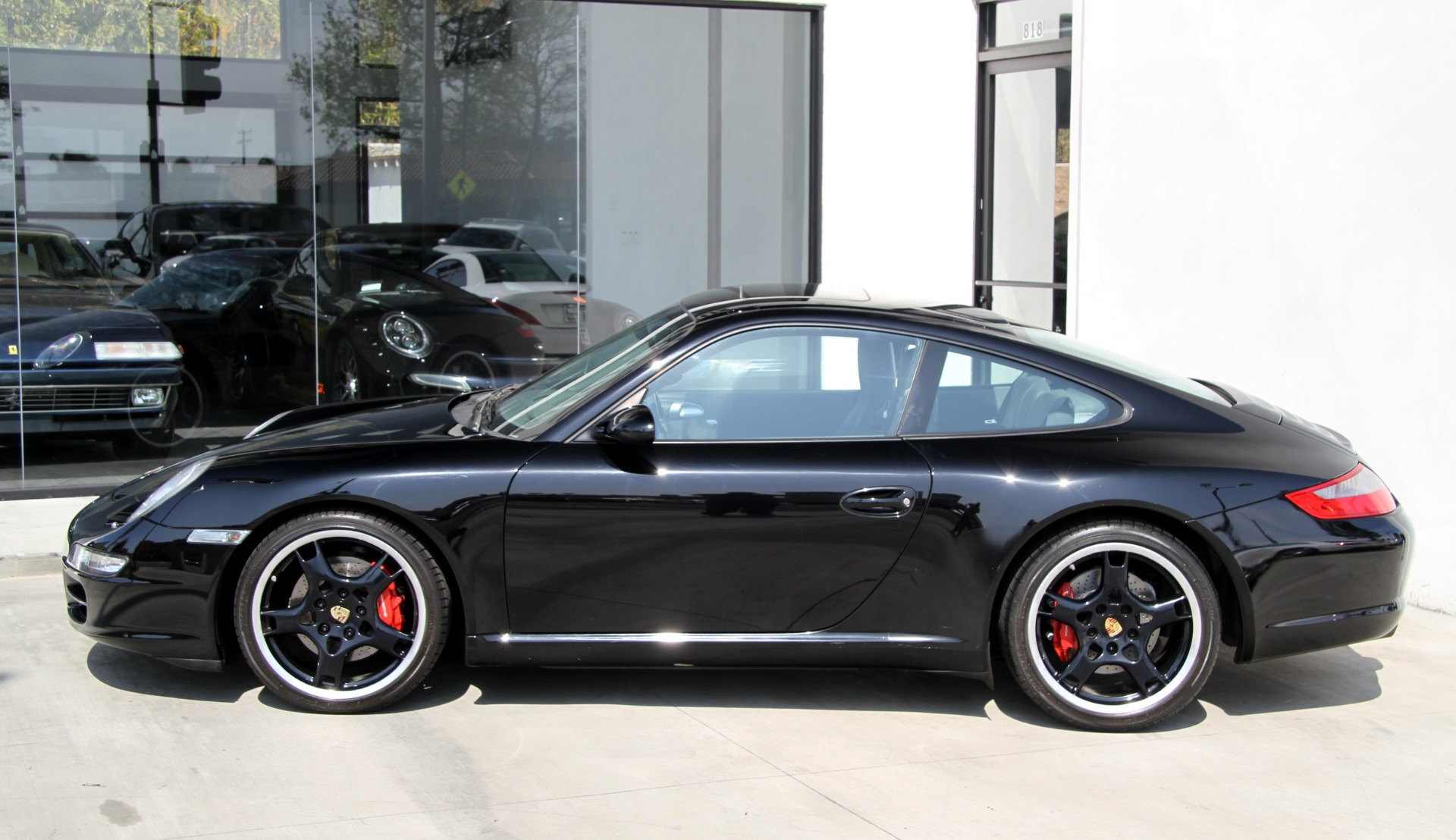 Free Vehicle History Report By Vin >> 2006 Porsche 911 Carrera S *** 6 SPEED MANUAL *** Stock ...