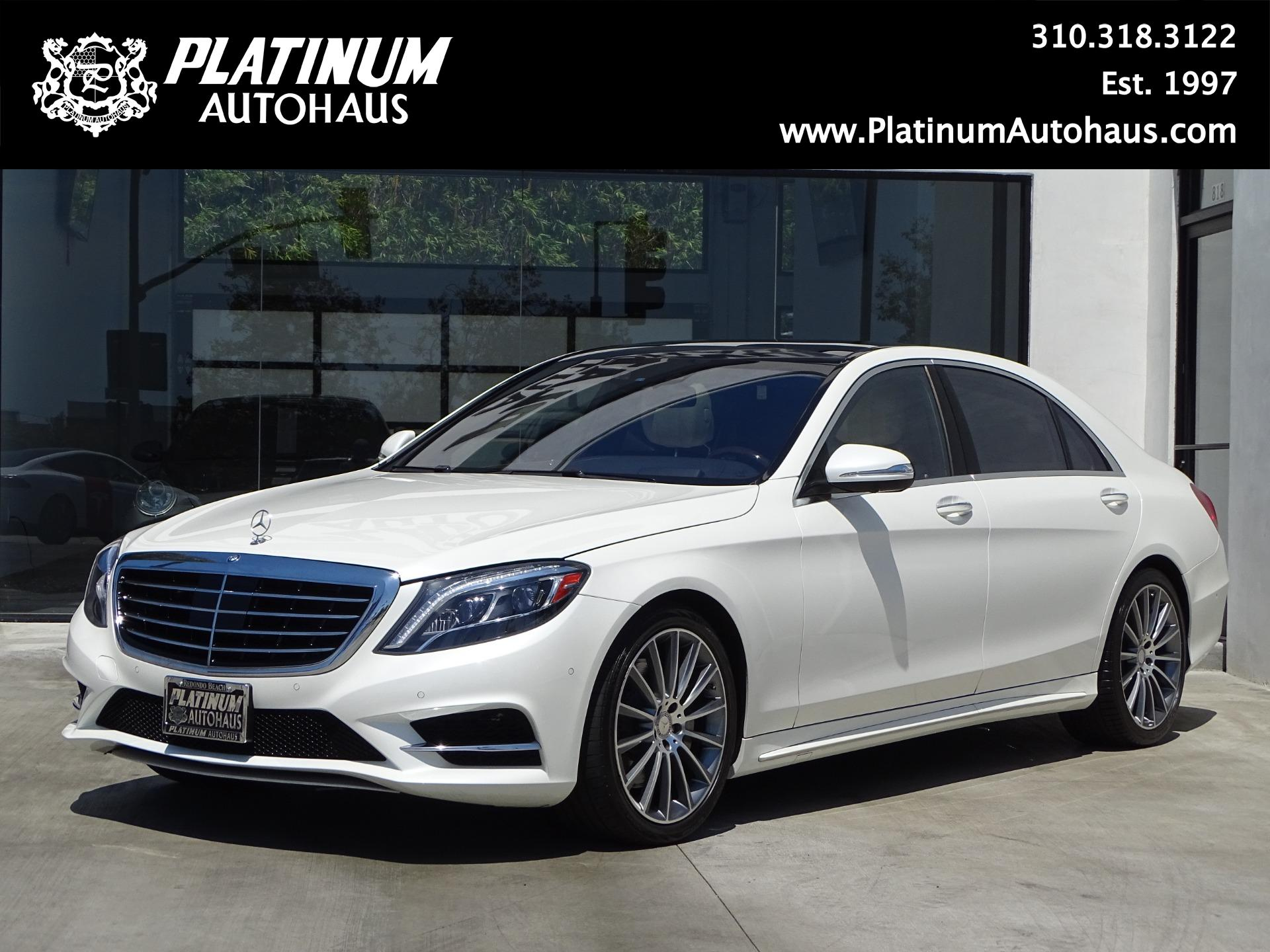 2015 mercedes benz s class s 550 stock 6134 for sale for Mercedes benz s class 550