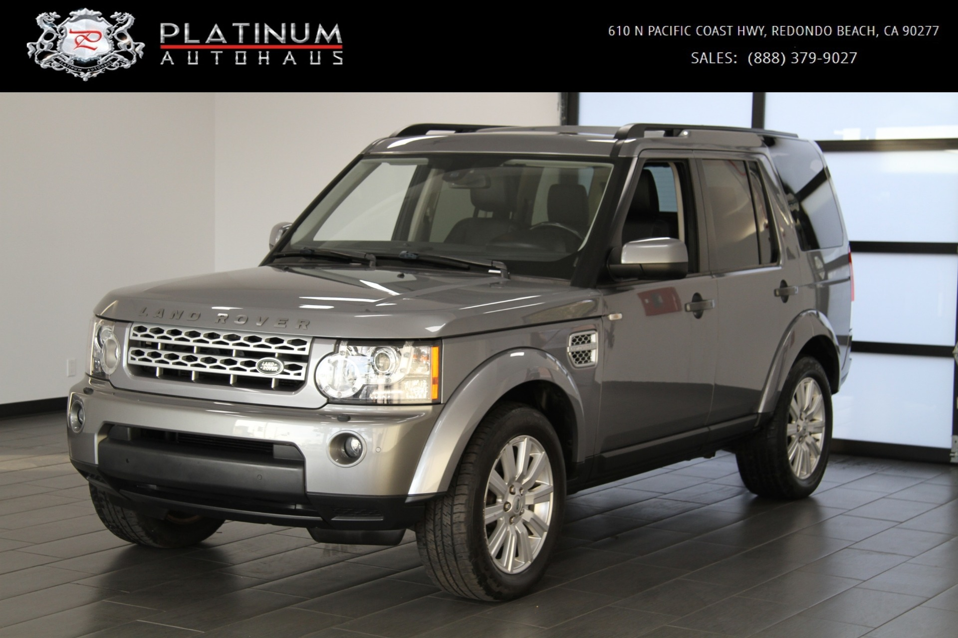 2012 land rover lr4 hse lux stock 6105 for sale near redondo beach ca ca land rover dealer - Land rover garage near me ...