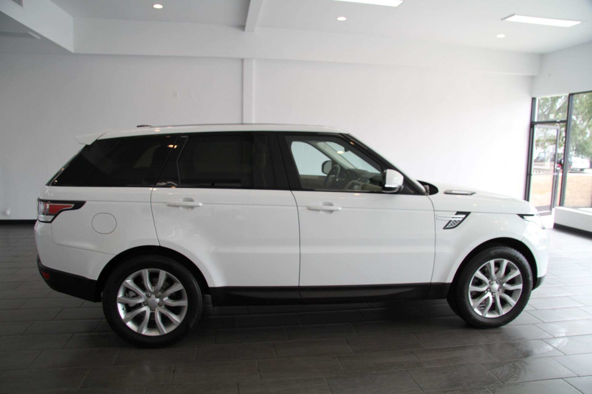 2015 Land Rover Range Rover Sport Hse Stock 6121 For