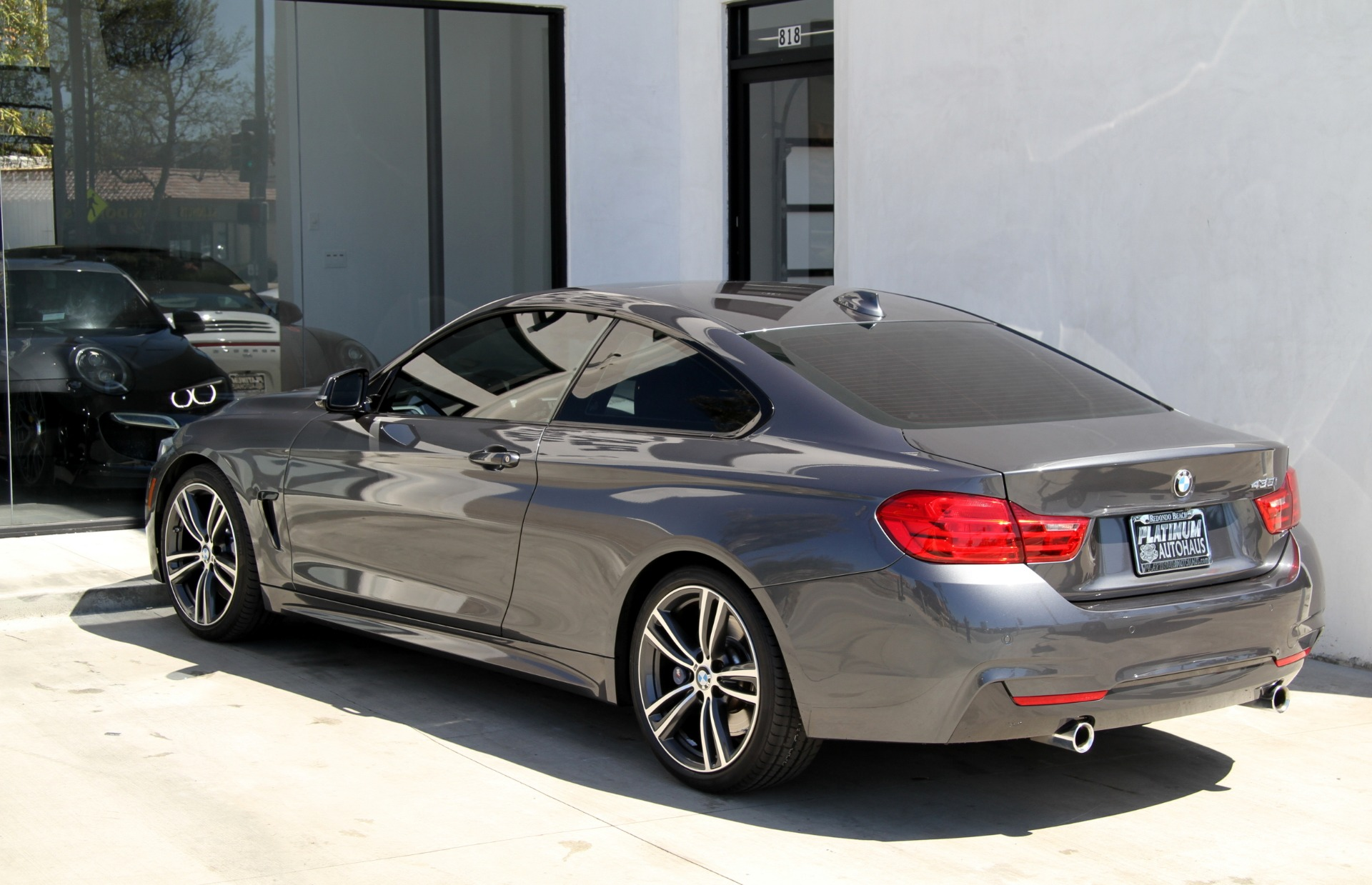 Bmw 435i For Sale >> 2015 BMW 4 Series 435i *** M SPORT PACKAGE *** Stock ...