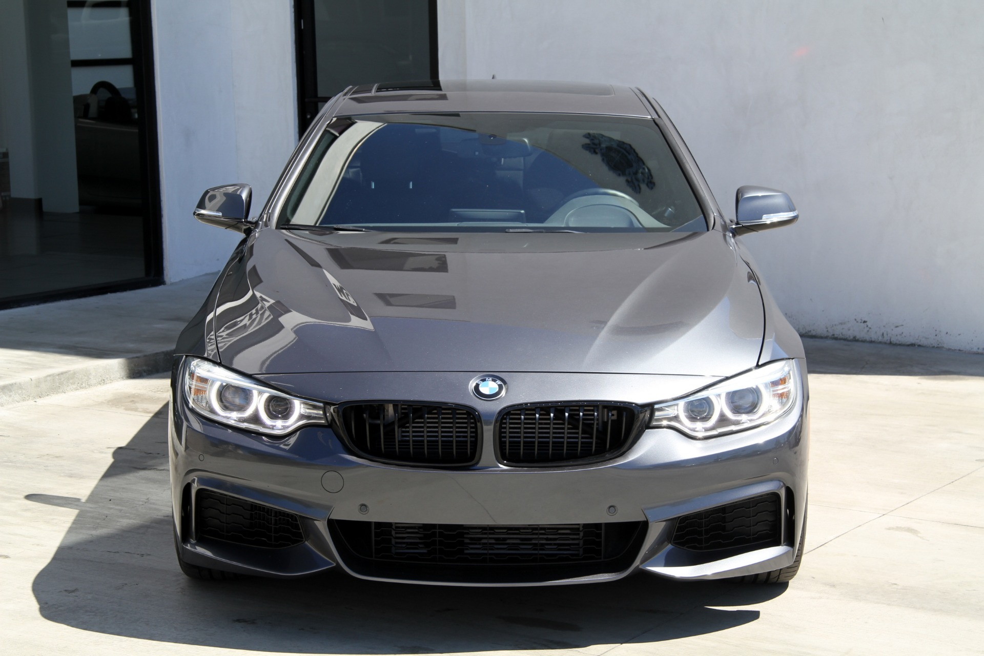 2015 Bmw 4 Series 435i M Sport Package Stock