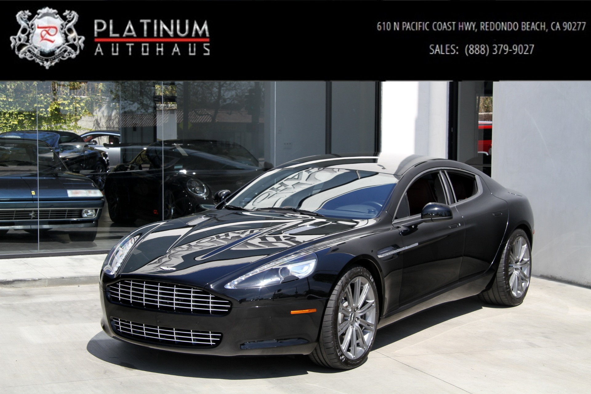 2010 aston martin rapide stock 6149 for sale near redondo beach ca ca aston martin dealer. Black Bedroom Furniture Sets. Home Design Ideas