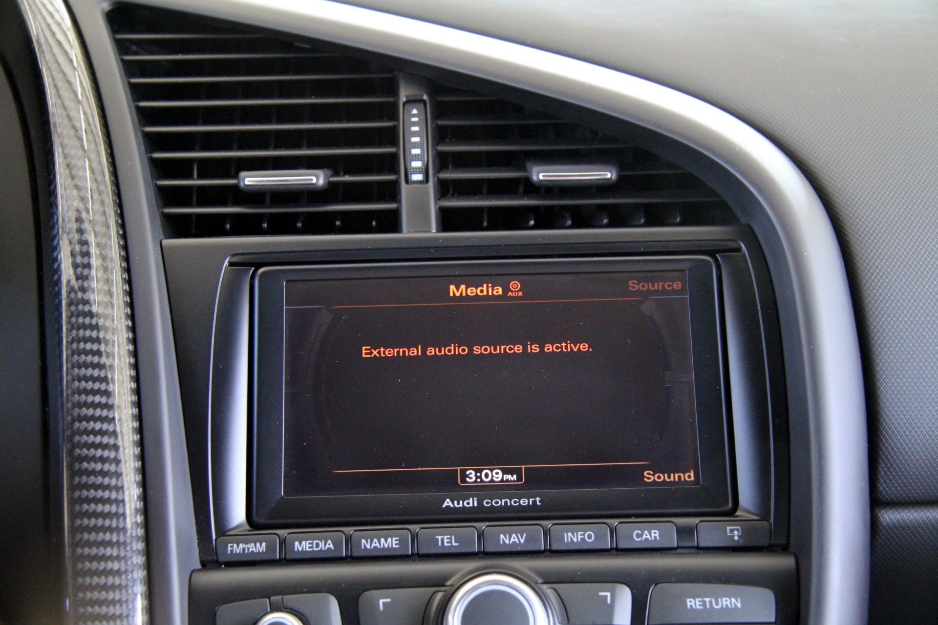 2012 Audi R8 4 2 Quattro Rare Manual Transmission