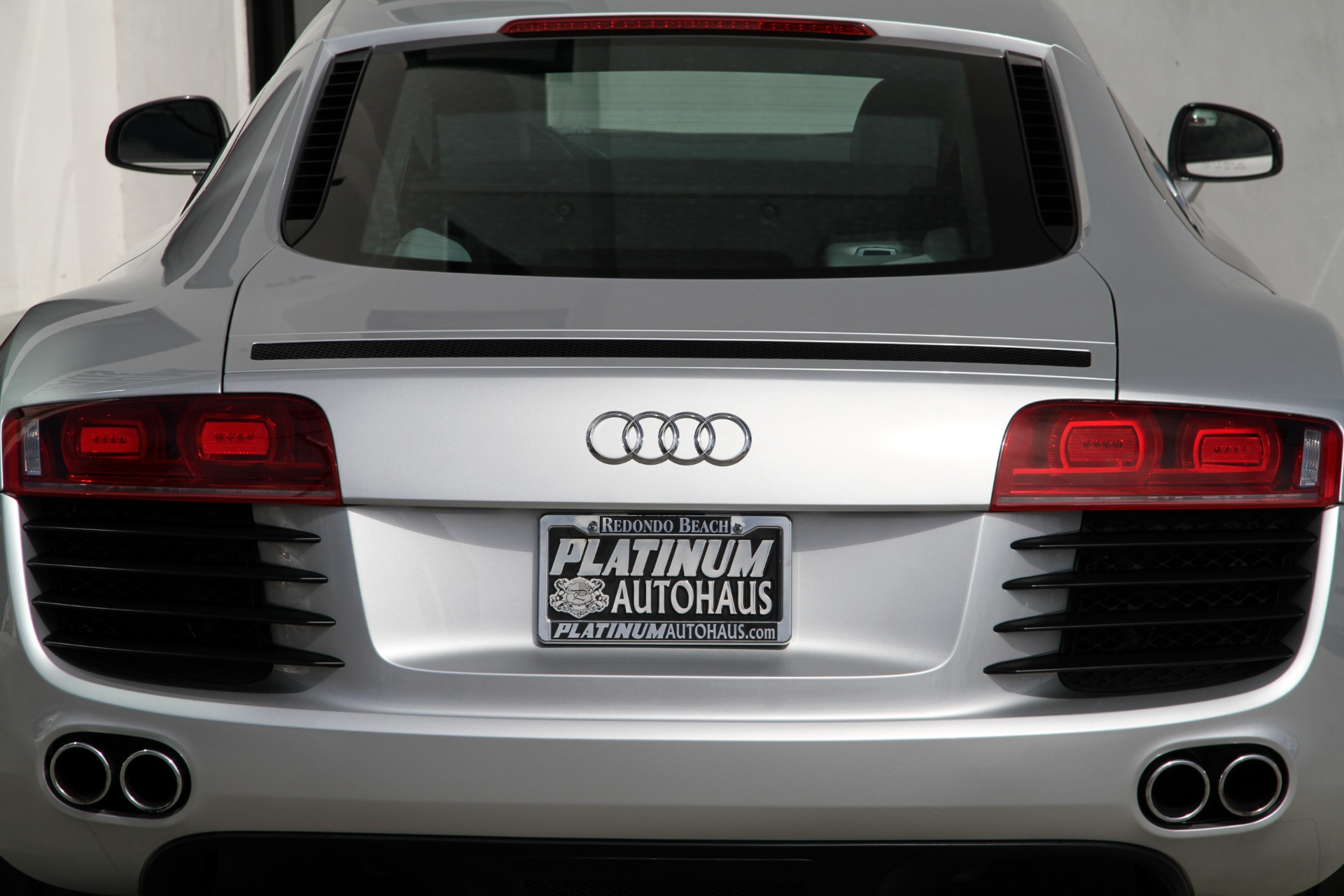 Audi Dealership Near Me >> 2012 Audi R8 4.2 quattro *** RARE MANUAL TRANSMISSION ...