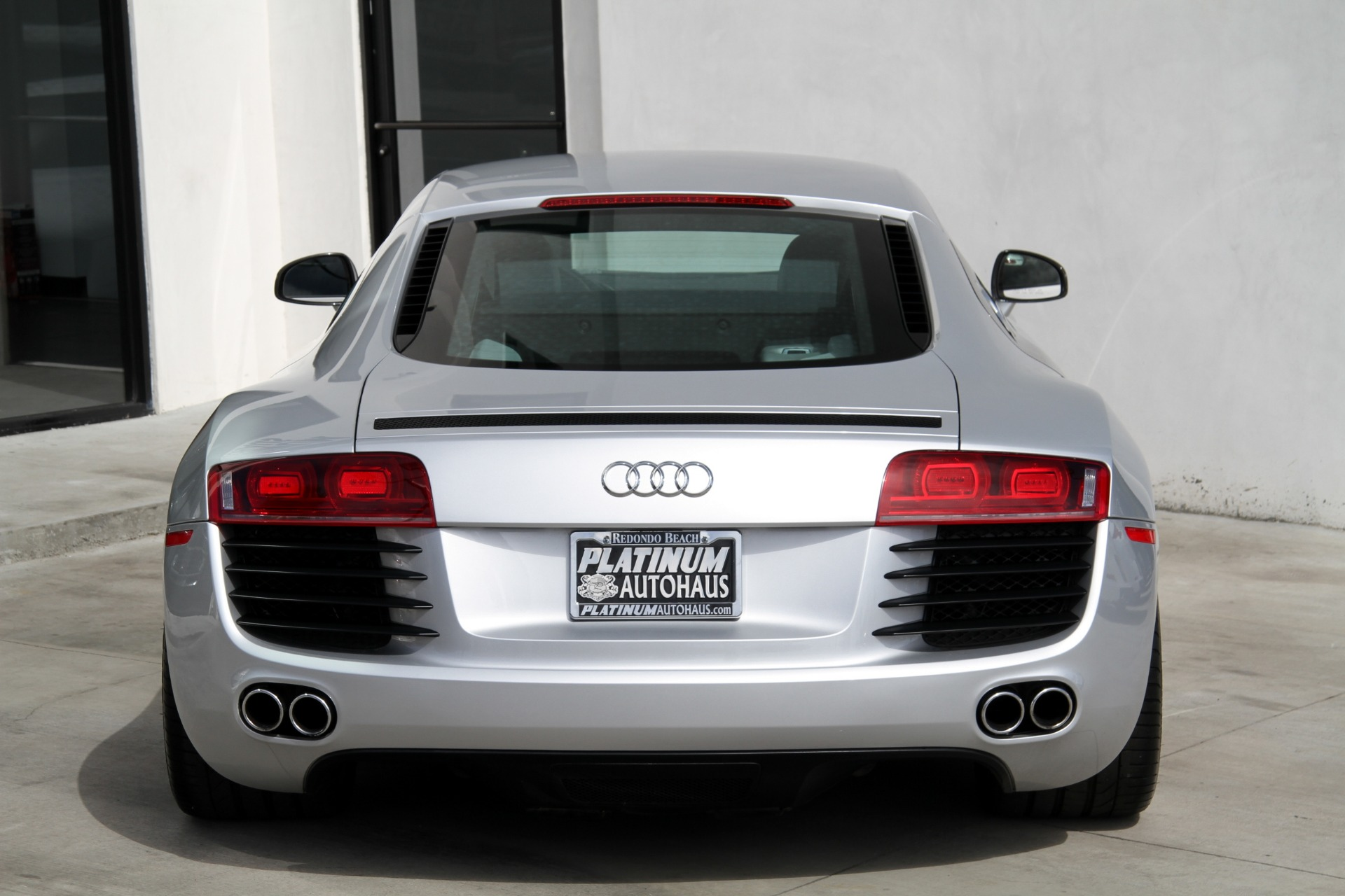 2012 Audi R8 4.2 quattro *** RARE MANUAL TRANSMISSION *** Stock # 6150 for sale near Redondo ...