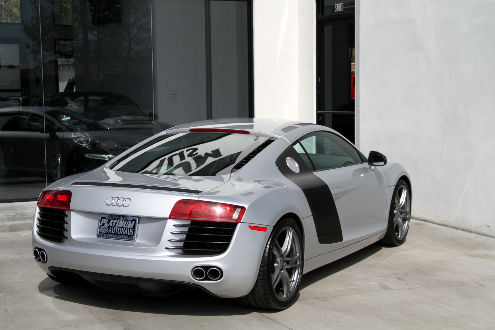Audi Dealership Near Me >> 2012 Audi R8 4.2 quattro *** RARE MANUAL TRANSMISSION *** Stock # 6150 for sale near Redondo ...