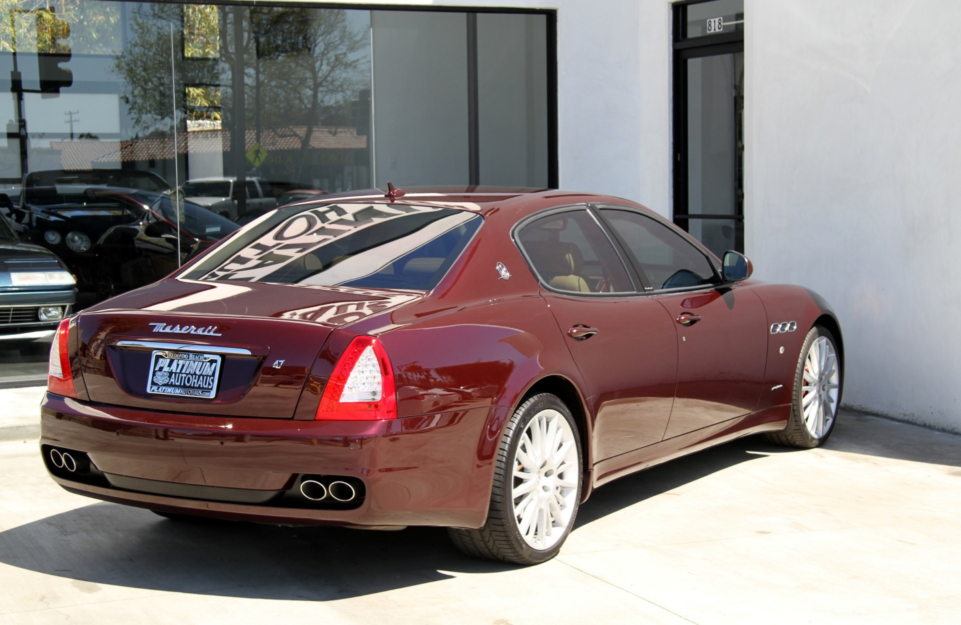 2011 Maserati Quattroporte S Stock # 6138 for sale near ...
