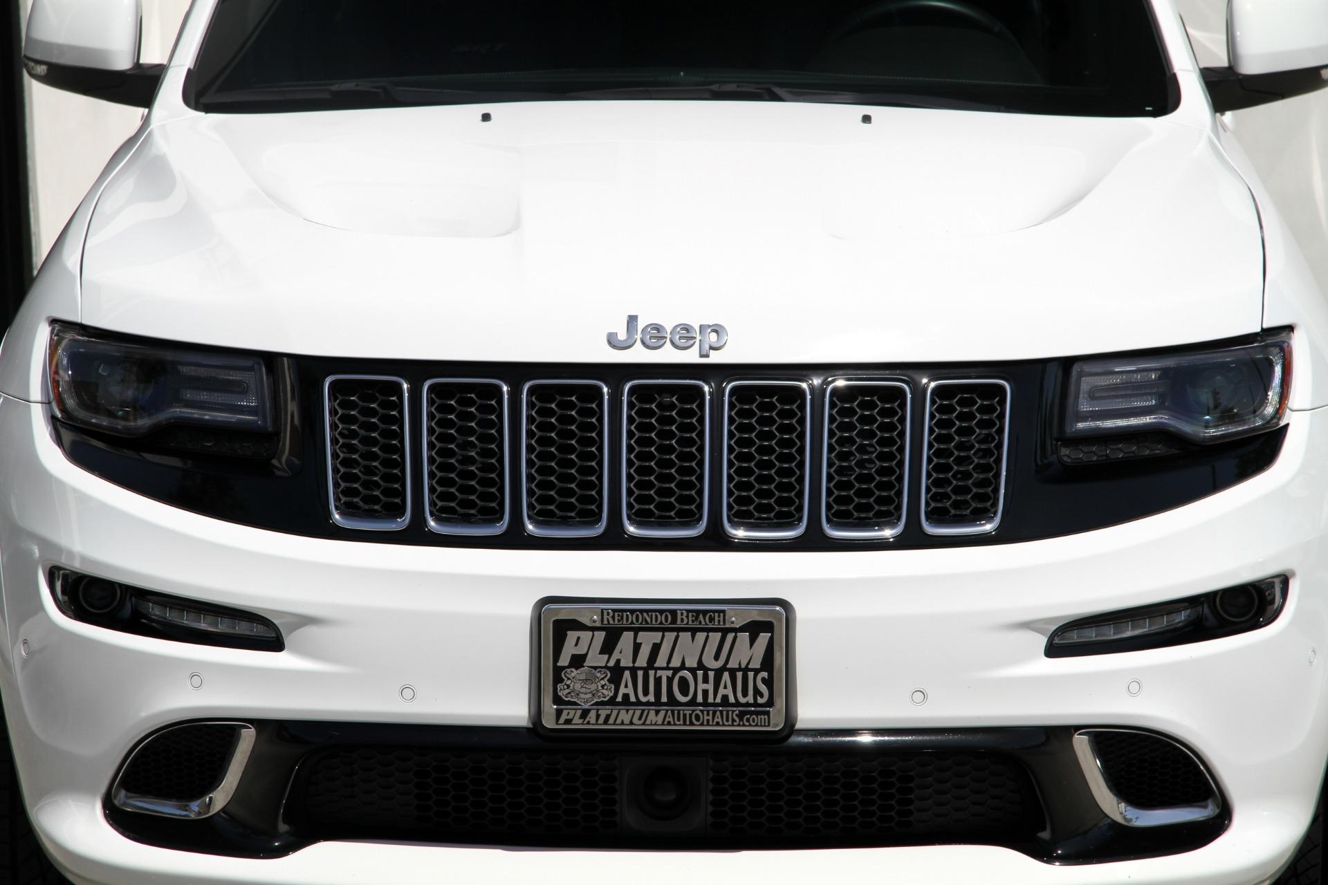 2014 jeep grand cherokee srt stock 6147a for sale near redondo beach ca ca jeep dealer. Black Bedroom Furniture Sets. Home Design Ideas
