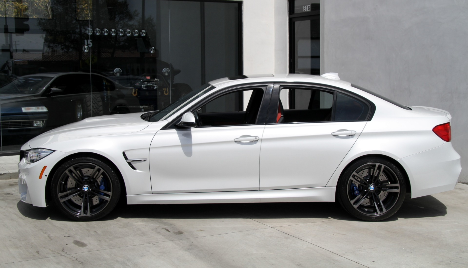 2015 Bmw M3 Executive Package Stock 6166 For Sale