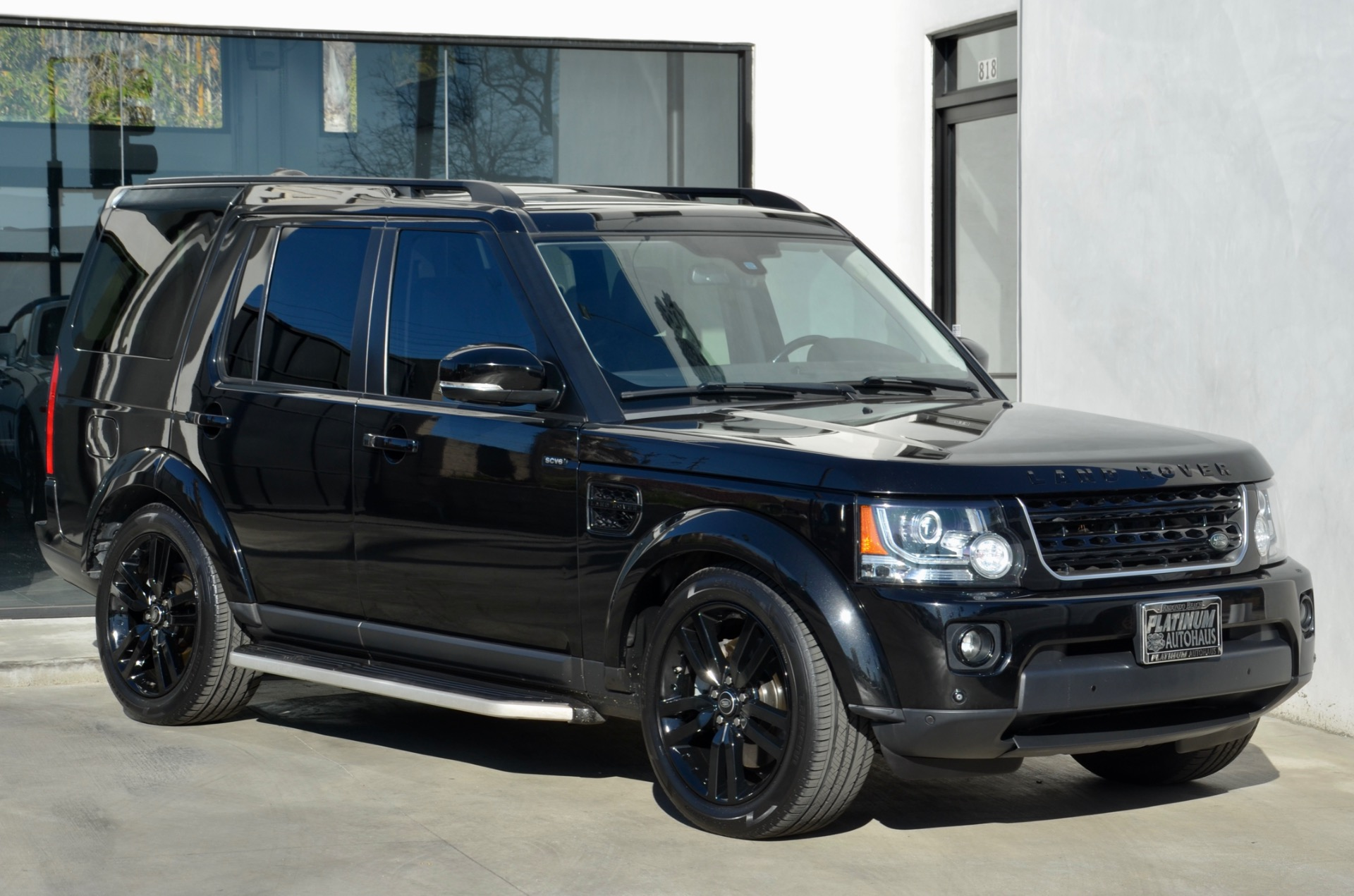 2015 Land Rover Lr4 Hse Lux Stock 6141 For Sale Near Redondo Beach Ca Ca Land Rover Dealer
