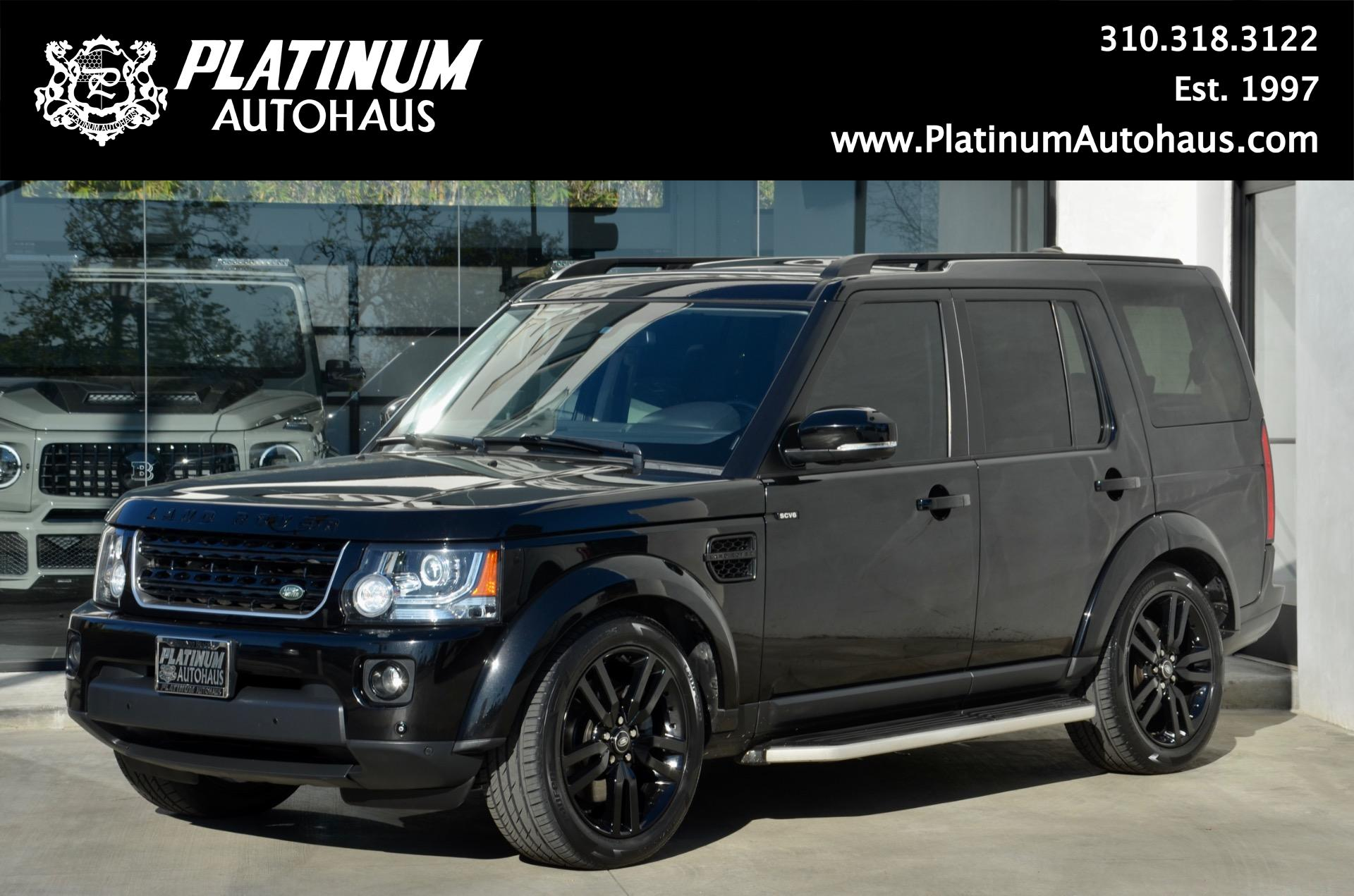 2015 land rover lr4 hse lux stock 6141 for sale near redondo beach ca ca land rover dealer - Land rover garage near me ...