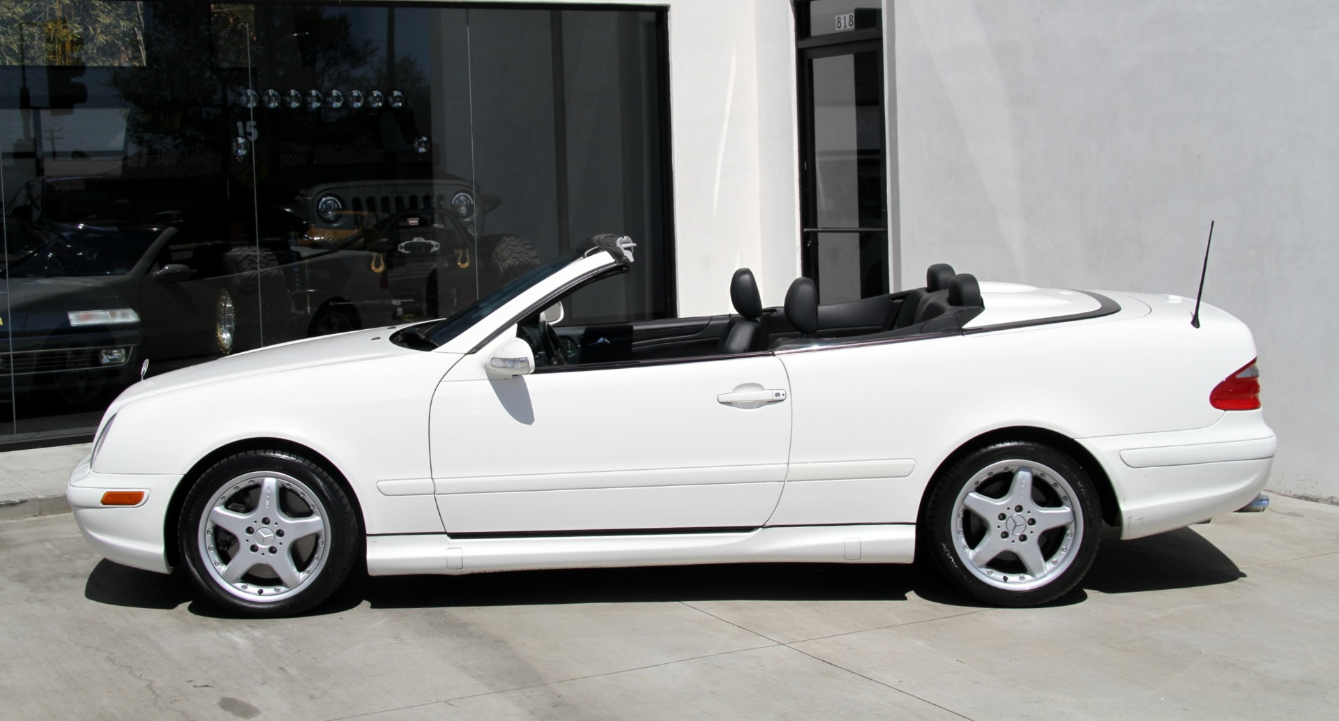Hwy 55 Near Me >> 2002 Mercedes-Benz CLK 55 AMG *** LOW MILES *** Stock ...