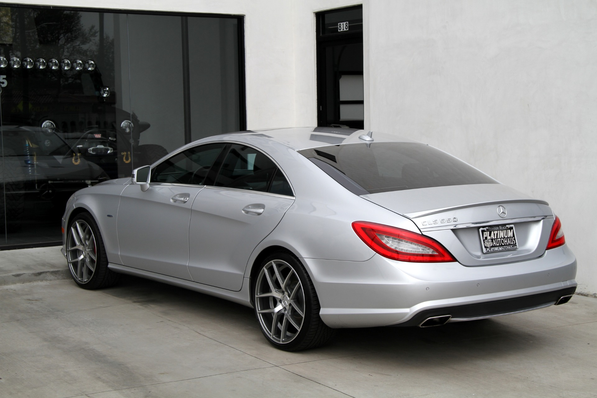 2012 Mercedes Benz Cls 550 Stock 5834b For Sale Near