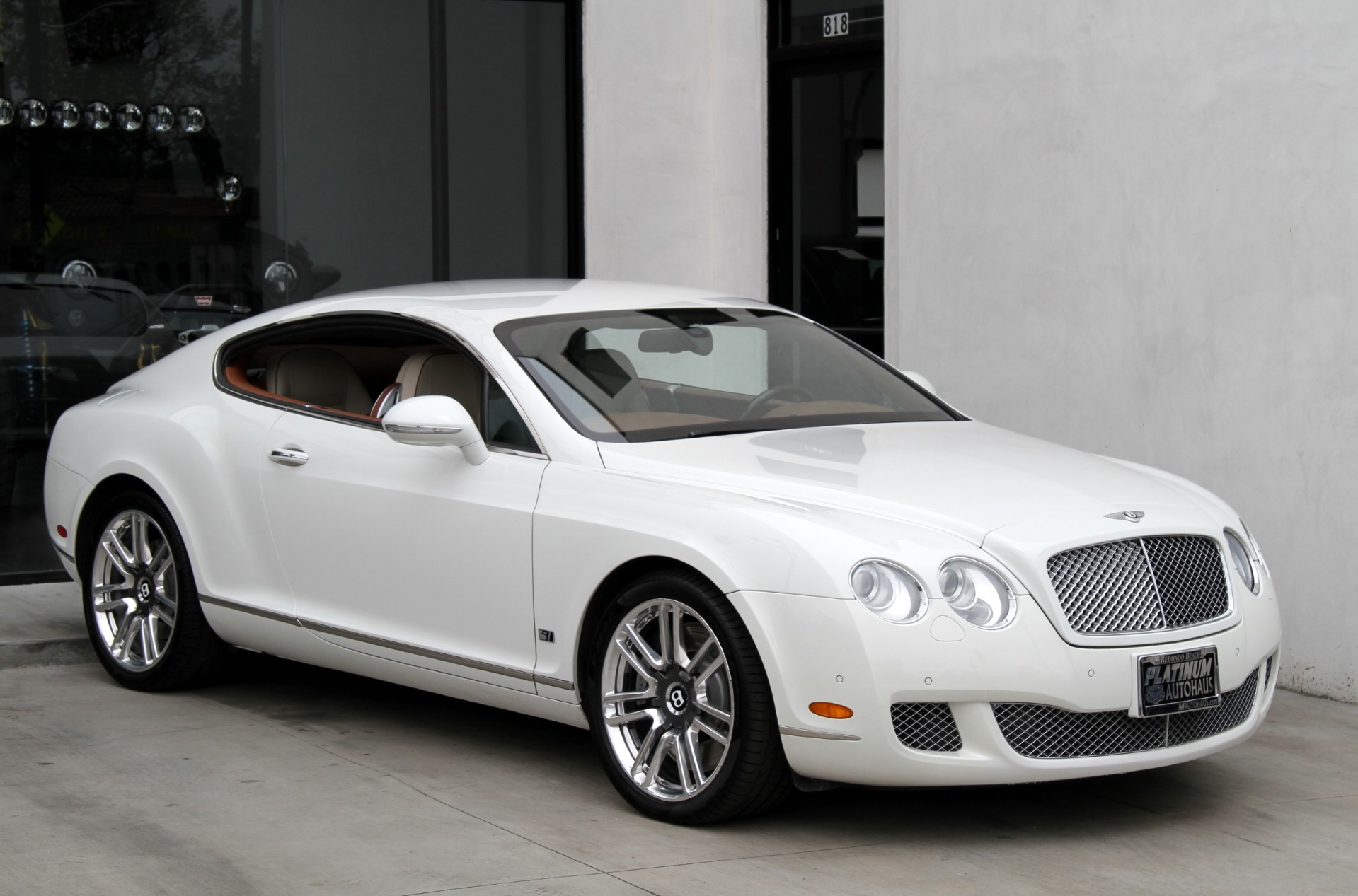2010 bentley continental gt series 51 edition stock 6177 for sale near redondo beach ca. Black Bedroom Furniture Sets. Home Design Ideas