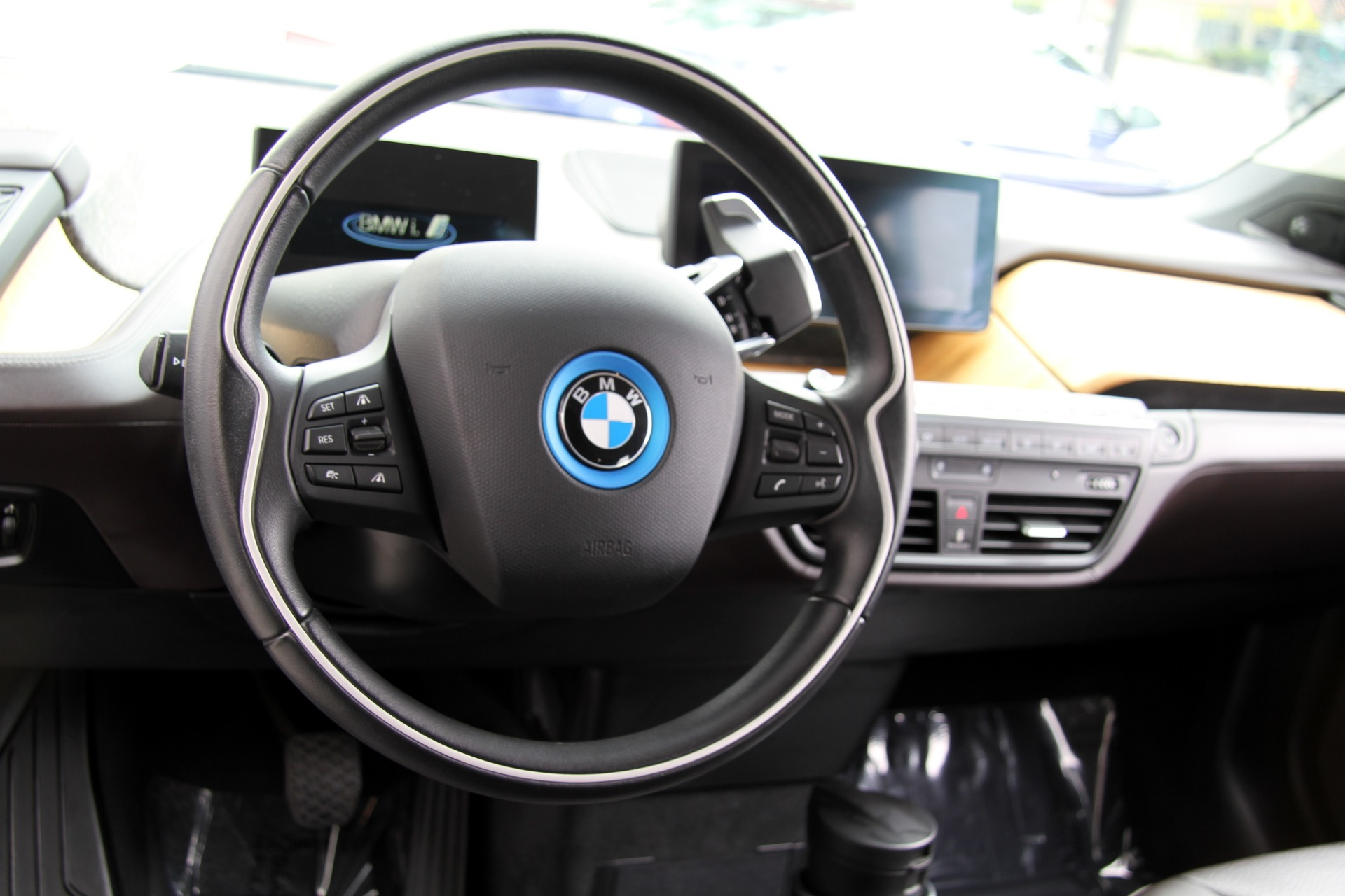 2015 Bmw I3 Tera World With Range Extender Stock 6179