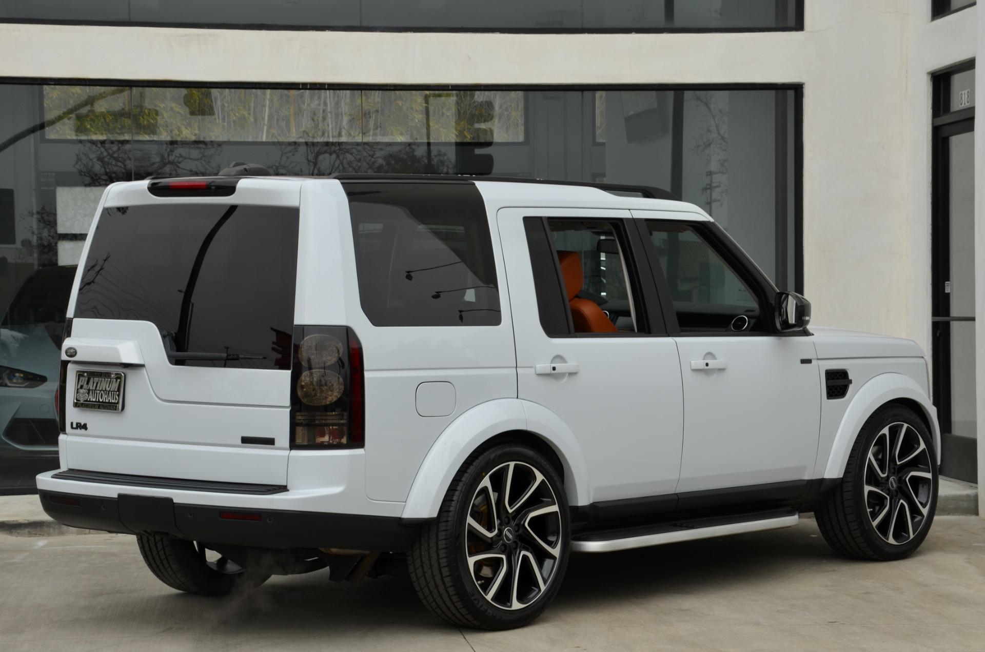 Land Rover For Sale Near Me >> 2016 Land Rover LR4 HSE LUX *** LANDMARK EDITION *** Stock # 6181 for sale near Redondo Beach ...
