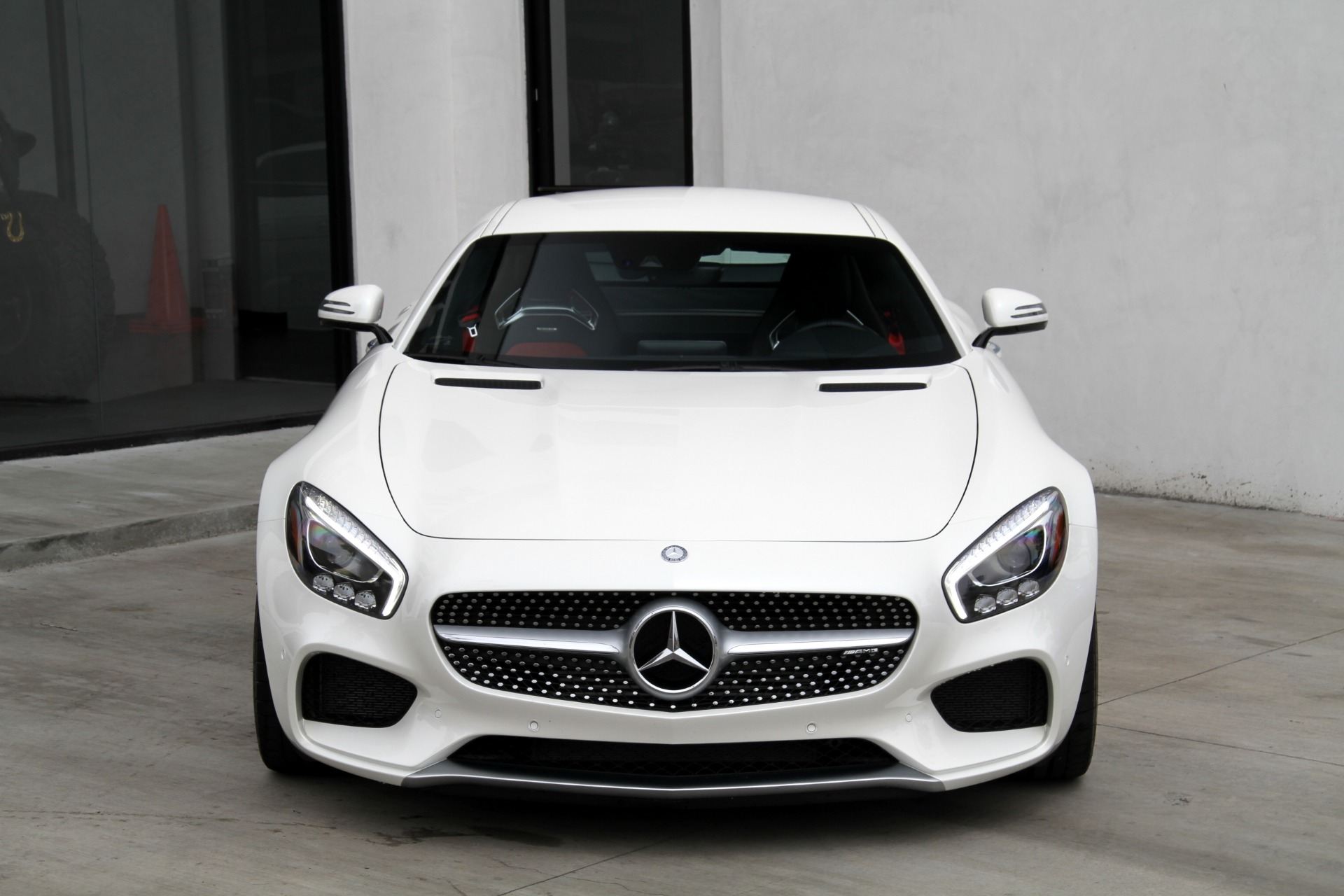2017 Mercedes Benz Amg Gt Performance Exhaust Stock