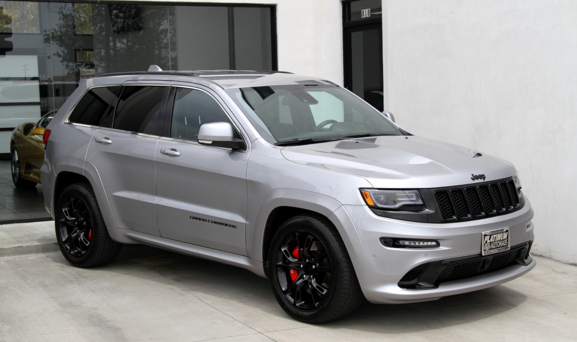 Jeep Dealer Near Me >> 2015 Jeep Grand Cherokee SRT Stock # 6100A for sale near ...