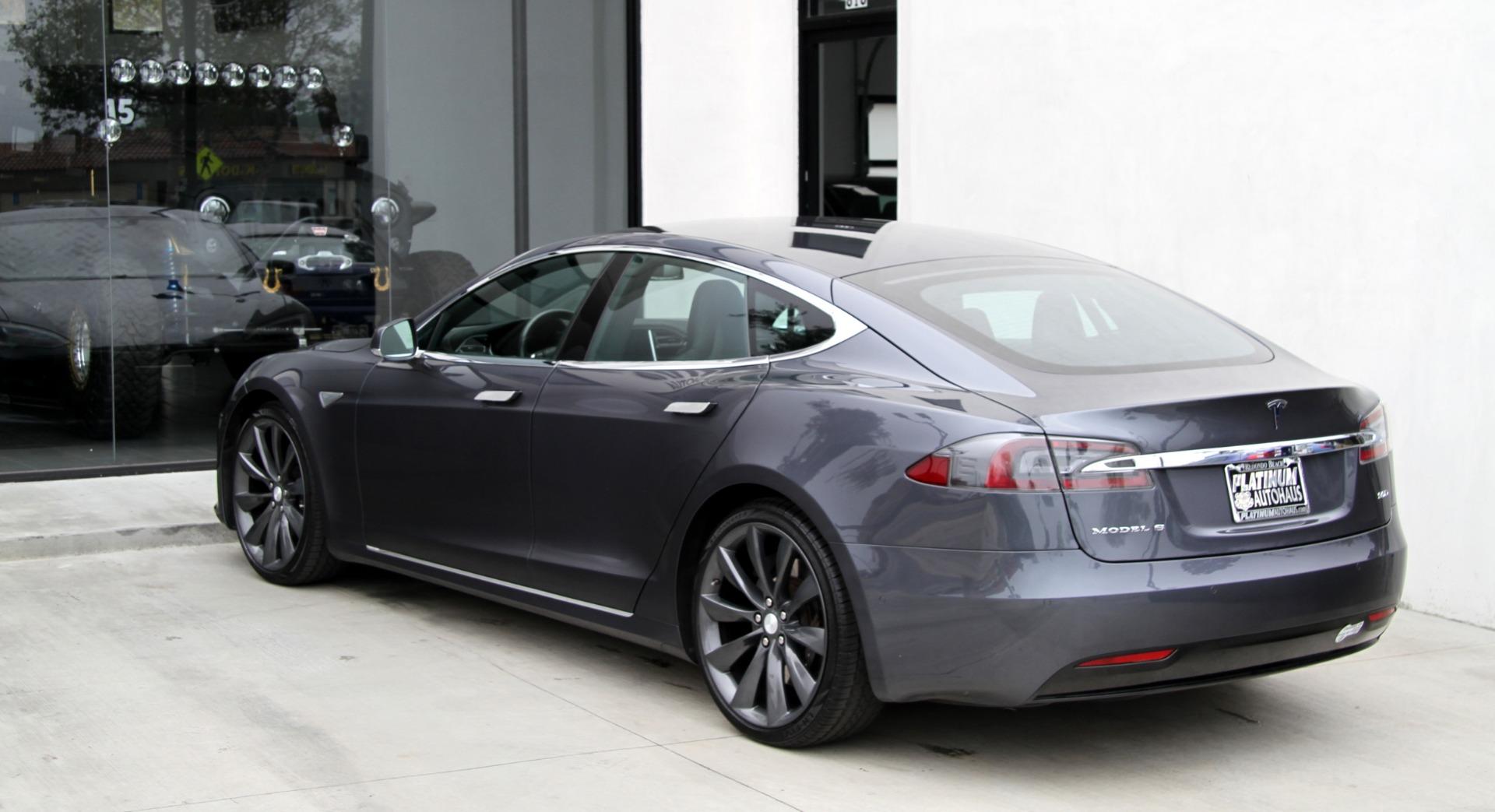Used Wheels Near Me >> 2016 Tesla Model S 90D ** Autopilot ** Stock # 6173 for sale near Redondo Beach, CA | CA Tesla ...