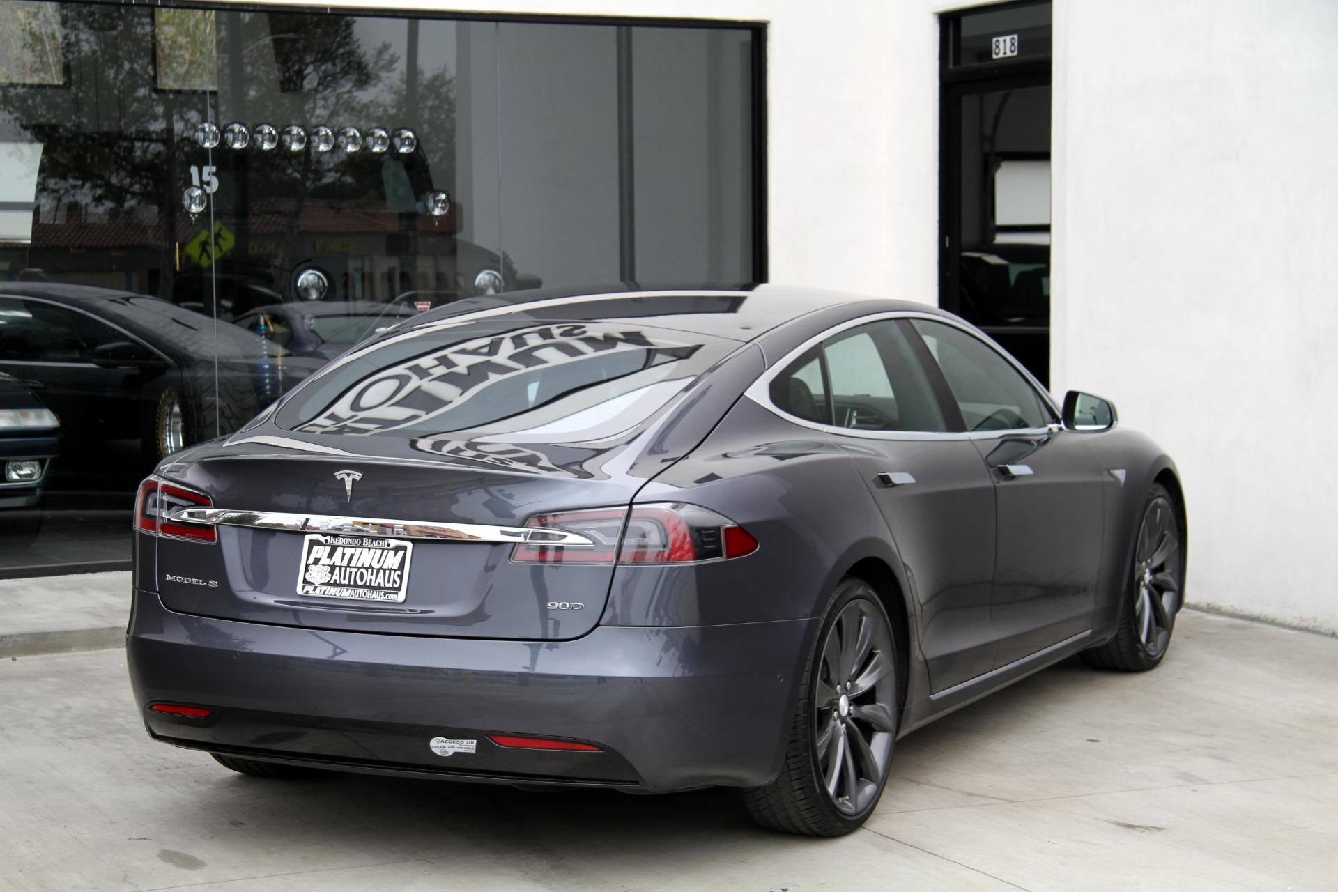 2016 Tesla Model S 90d Autopilot Stock 6173 For Sale