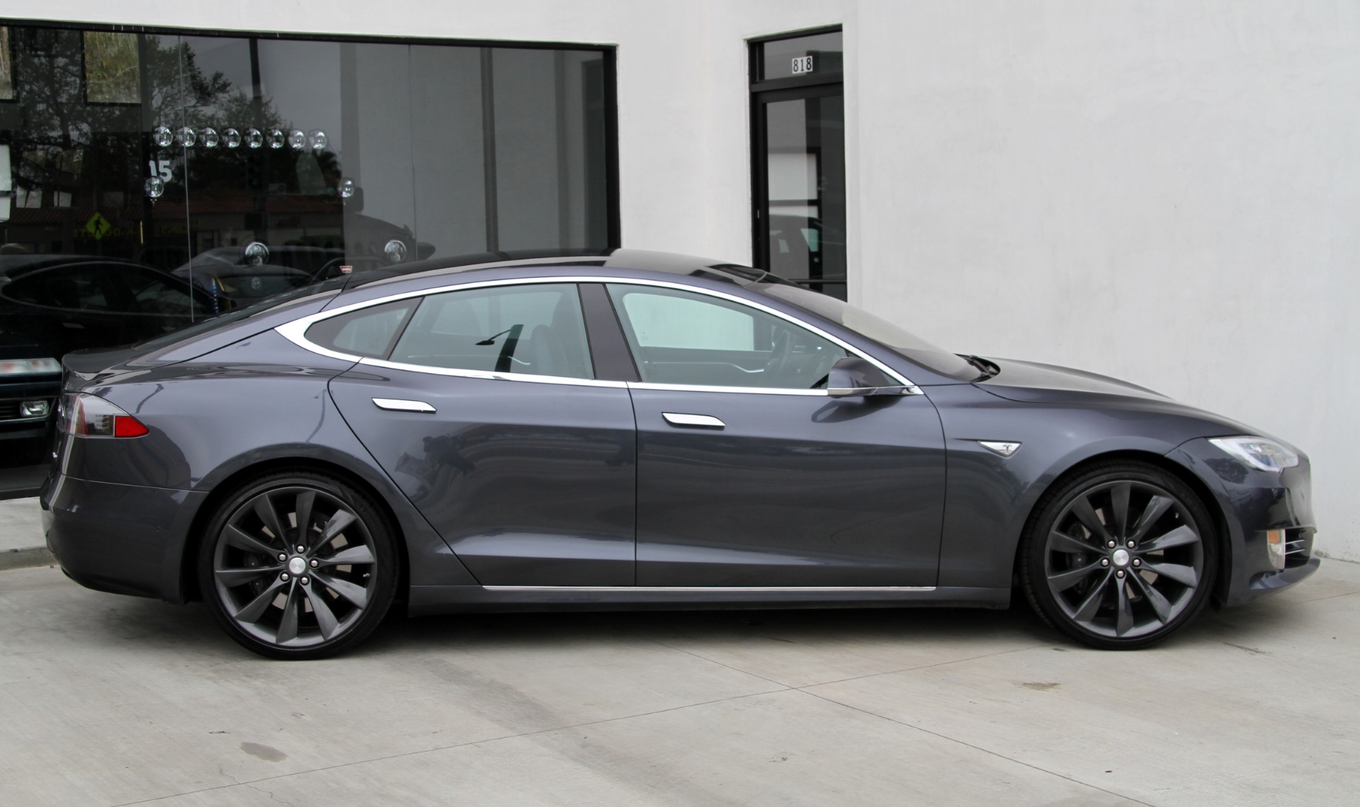 Free Vehicle History Report By Vin >> 2016 Tesla Model S 90D ** Autopilot ** Stock # 6173 for ...