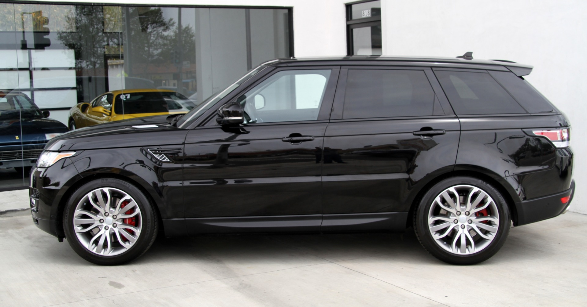 Range Rover Supercharged 2016 >> 2016 Land Rover Range Rover Sport Supercharged Dynamic