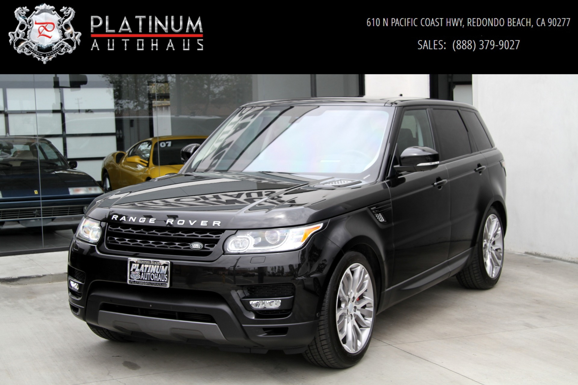 Land Rover For Sale Near Me >> 2016 Land Rover Range Rover Sport Supercharged Dynamic Stock # 6184 for sale near Redondo Beach ...