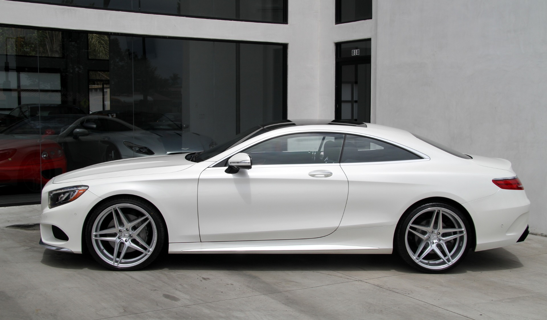2015 Mercedes-Benz S-Class S550 4MATIC Stock # 6191 for ...