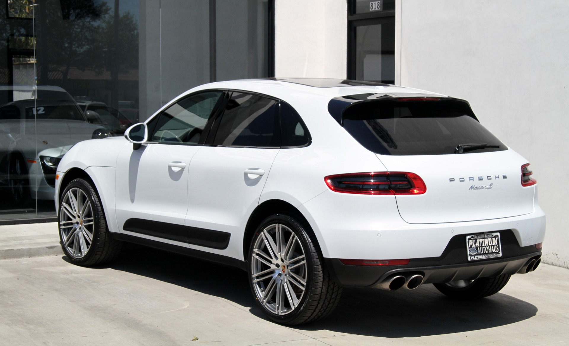 2017 Porsche Macan S Stock 6192 For Sale Near Redondo Beach Ca Ca Porsche Dealer