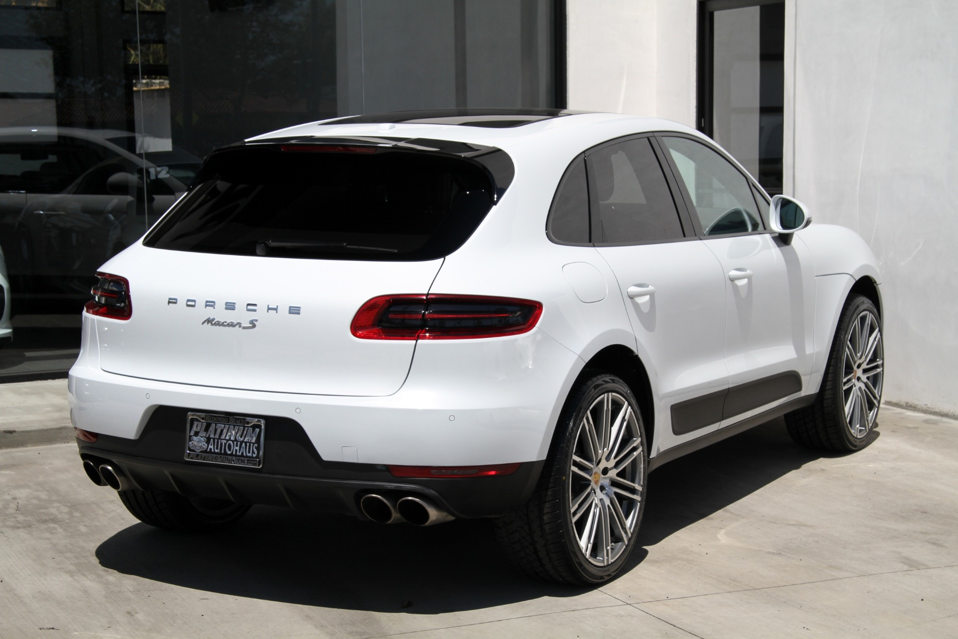 Used Suv For Sale Near Me >> 2017 Porsche Macan S Stock # 6192 for sale near Redondo ...