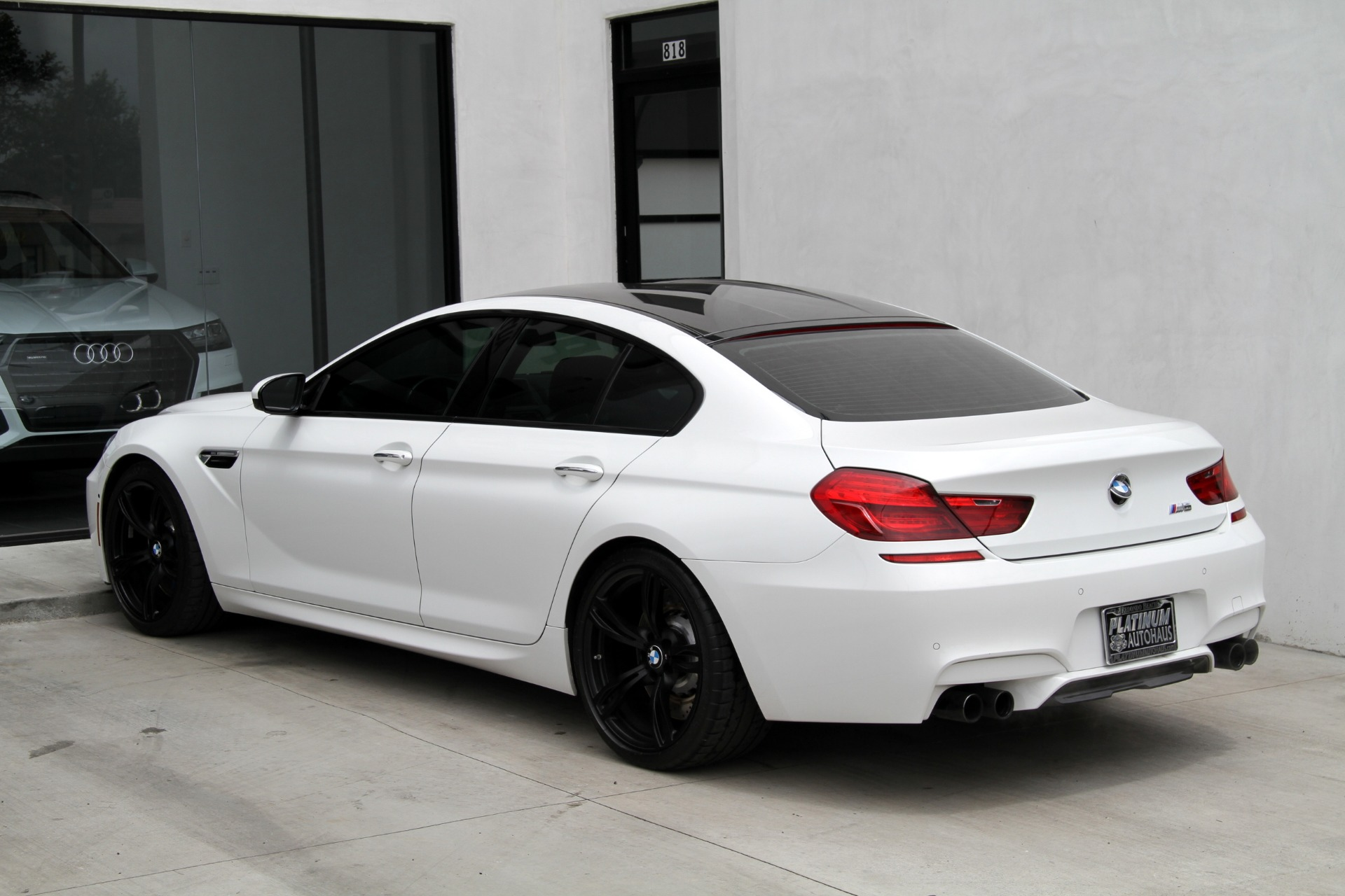 2015 Bmw M6 Gran Coupe Competition Package Stock
