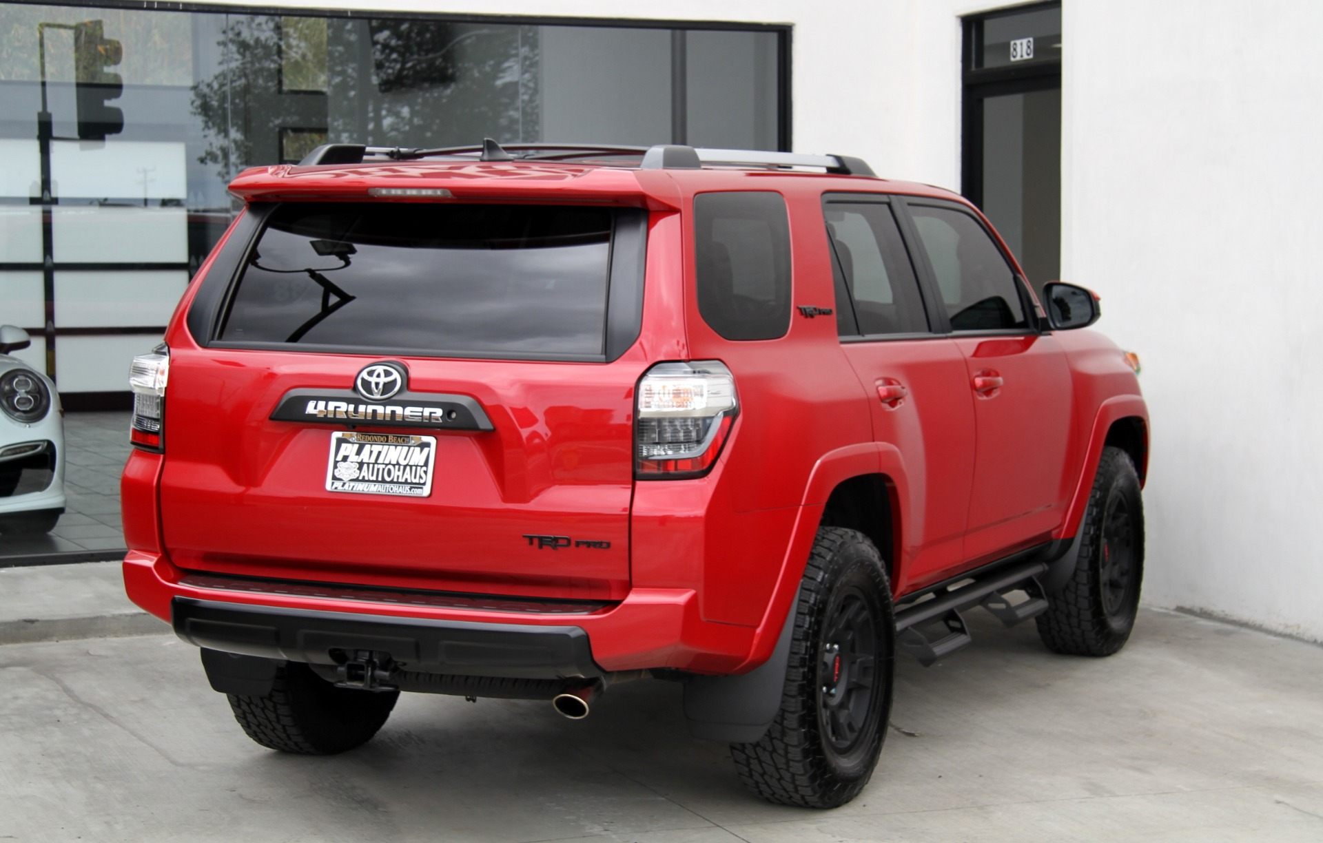 Used Suv For Sale Near Me >> 2017 Toyota 4Runner TRD Pro Stock # 6210 for sale near ...