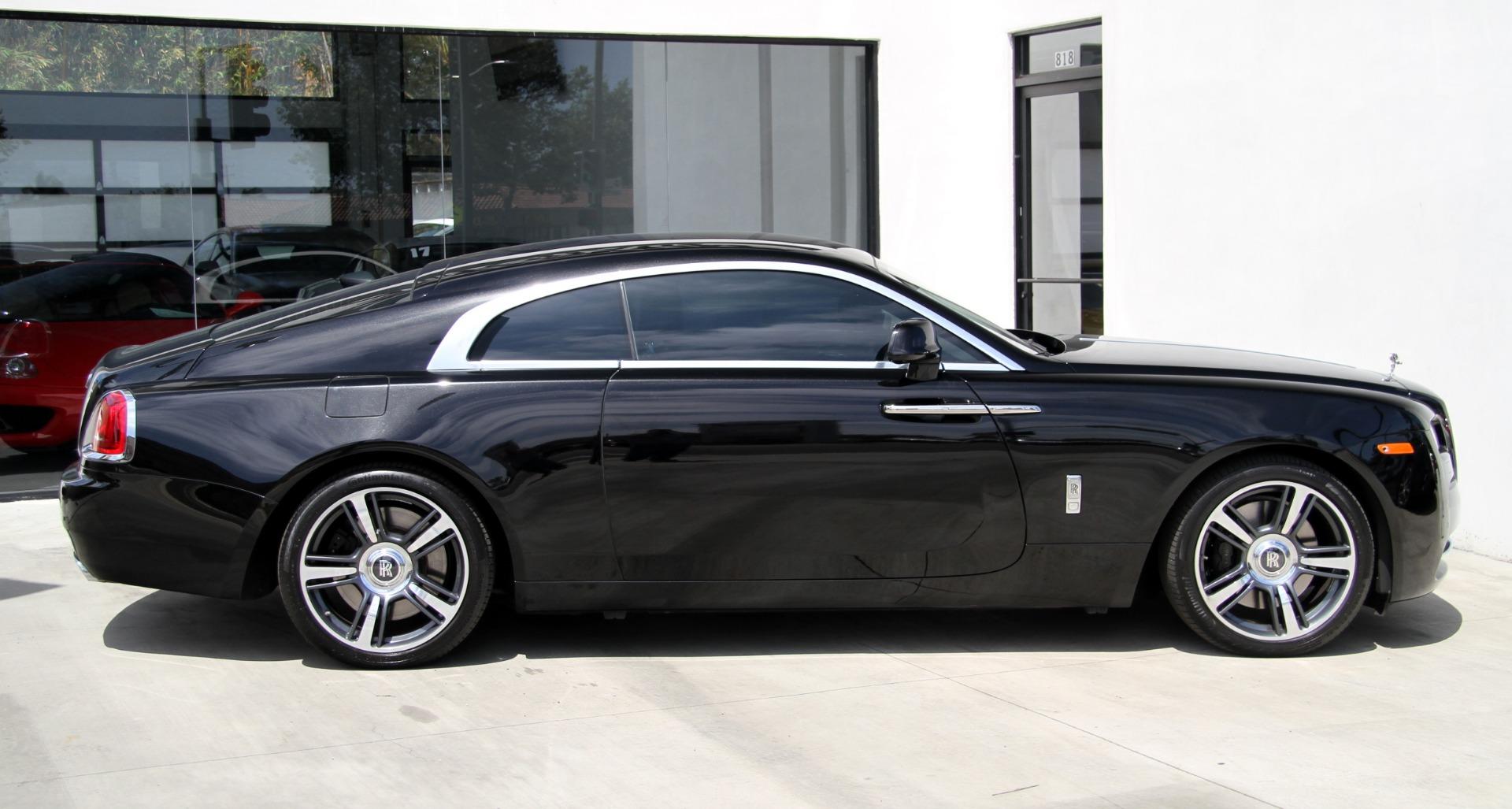 2014 Rolls Royce Wraith Starlight Headliner Stock