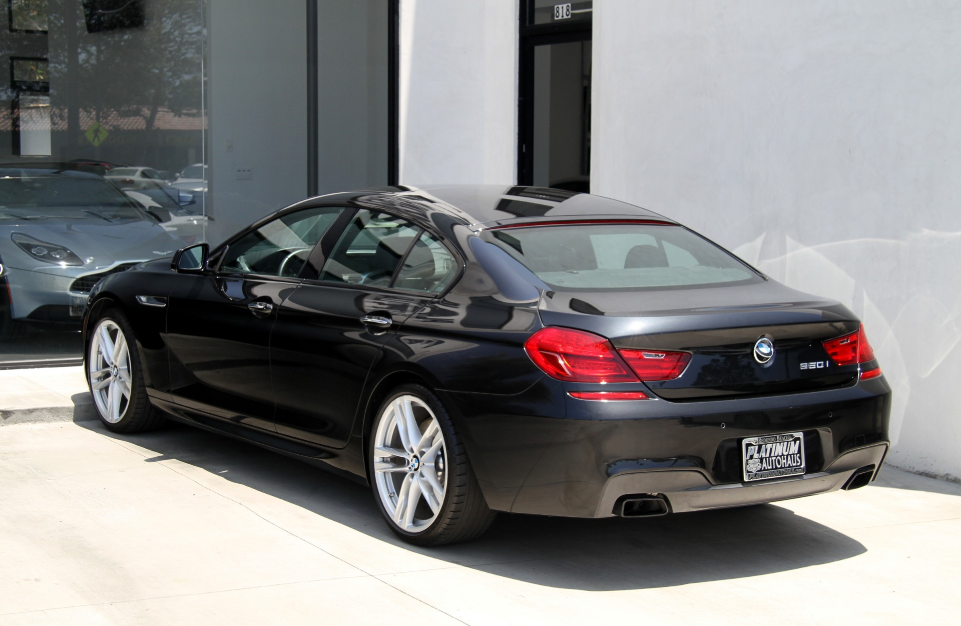 2015 Bmw 6 Series 650i Gran Coupe M Sport Stock