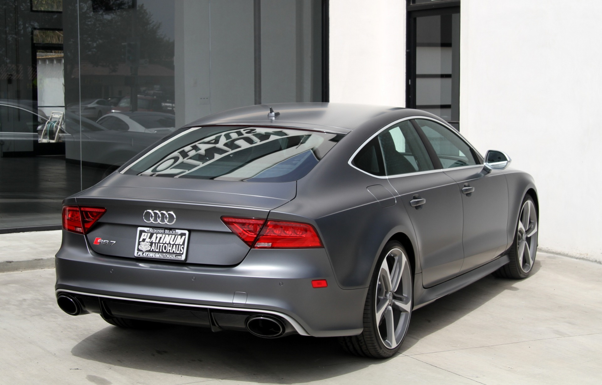 Audi Dealership Near Me >> 2014 Audi RS 7 4.0T Prestige ***FACTORY MATTE PAINT ...