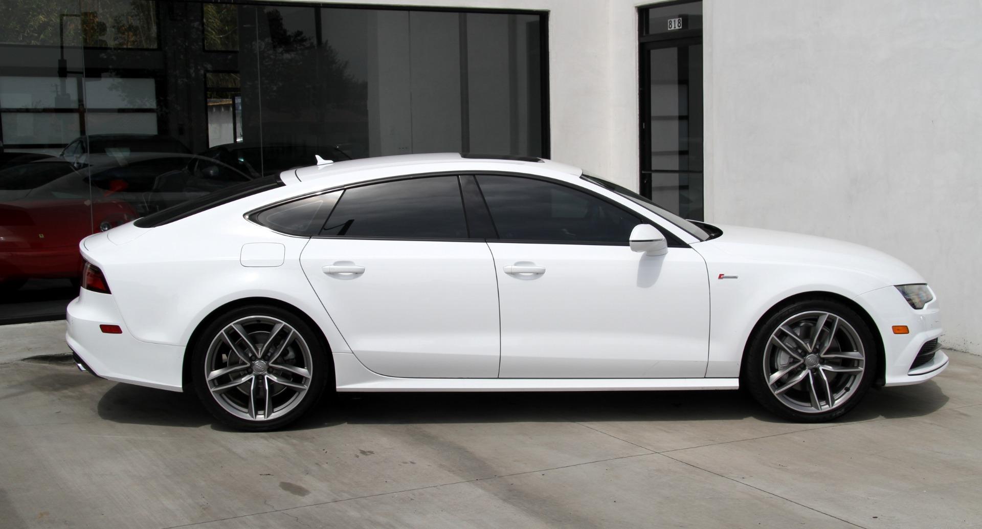 2016 Audi A7 3 0t Quattro Premium Plus S Line Sport Pkg