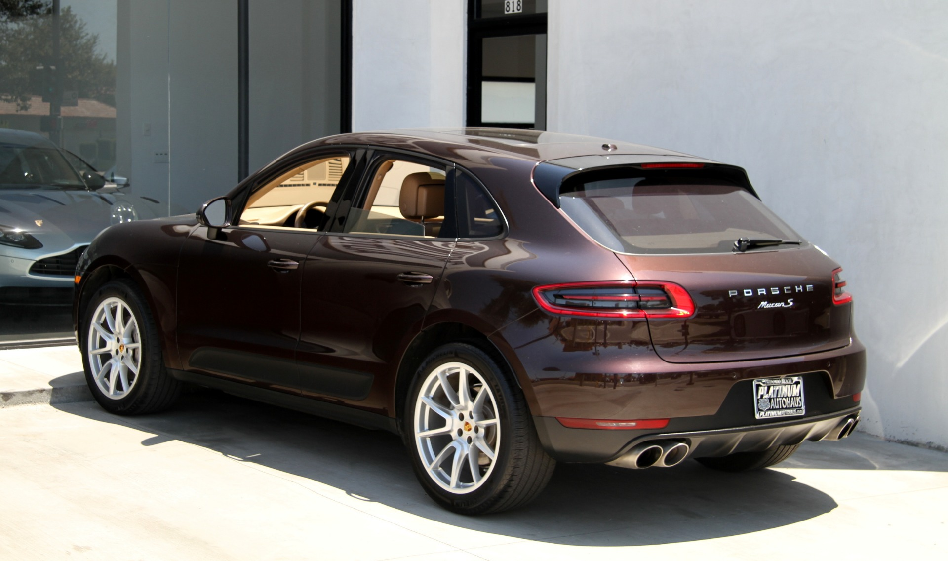 Vehicles For Sale Near Me >> 2015 Porsche Macan S Stock # 6221 for sale near Redondo Beach, CA | CA Porsche Dealer