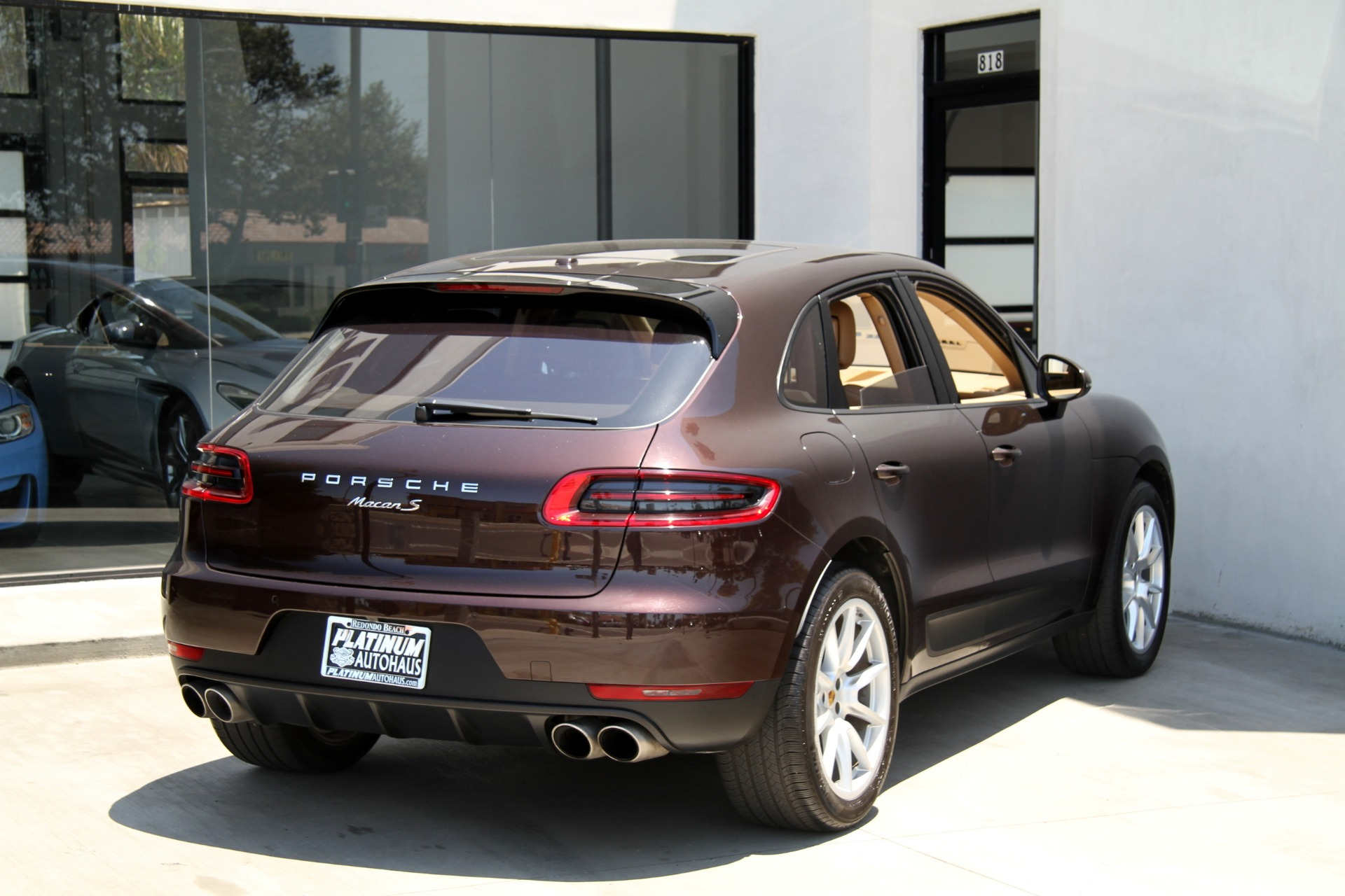 2015 Porsche Macan S Stock 6221 For Sale Near Redondo