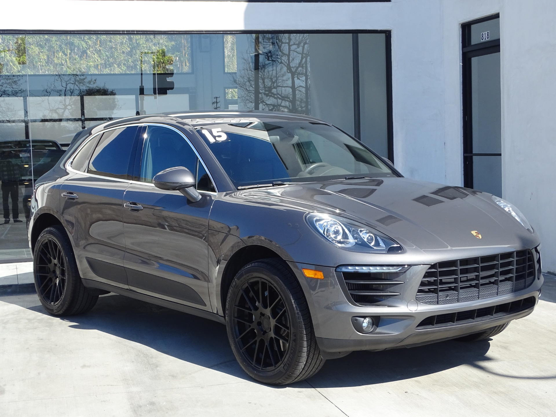 Used-2015-Porsche-Macan-S-**-Premium-Package-**