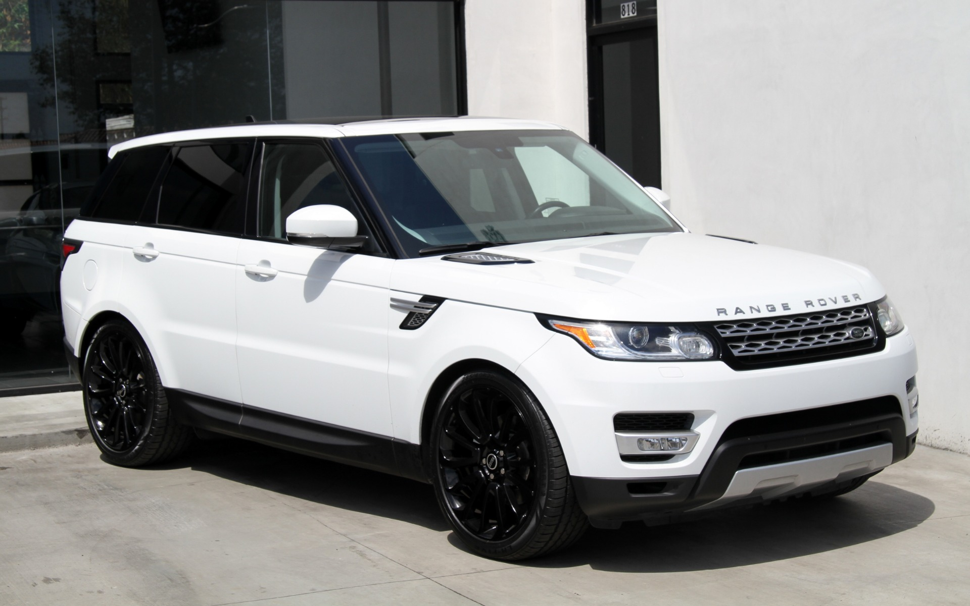 Land Rover For Sale Near Me >> 2015 Land Rover Range Rover Sport HSE Stock # 6224 for ...