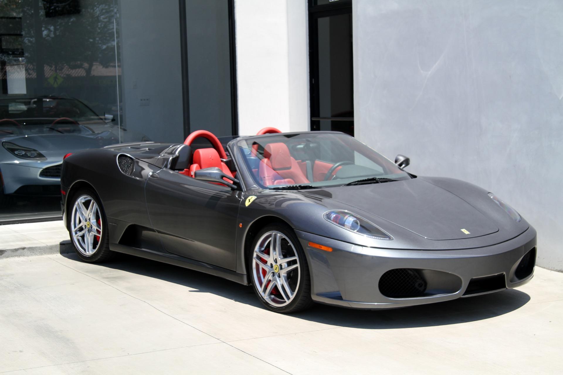 2008 Ferrari F430 Spider Stock 159624 For Sale Near