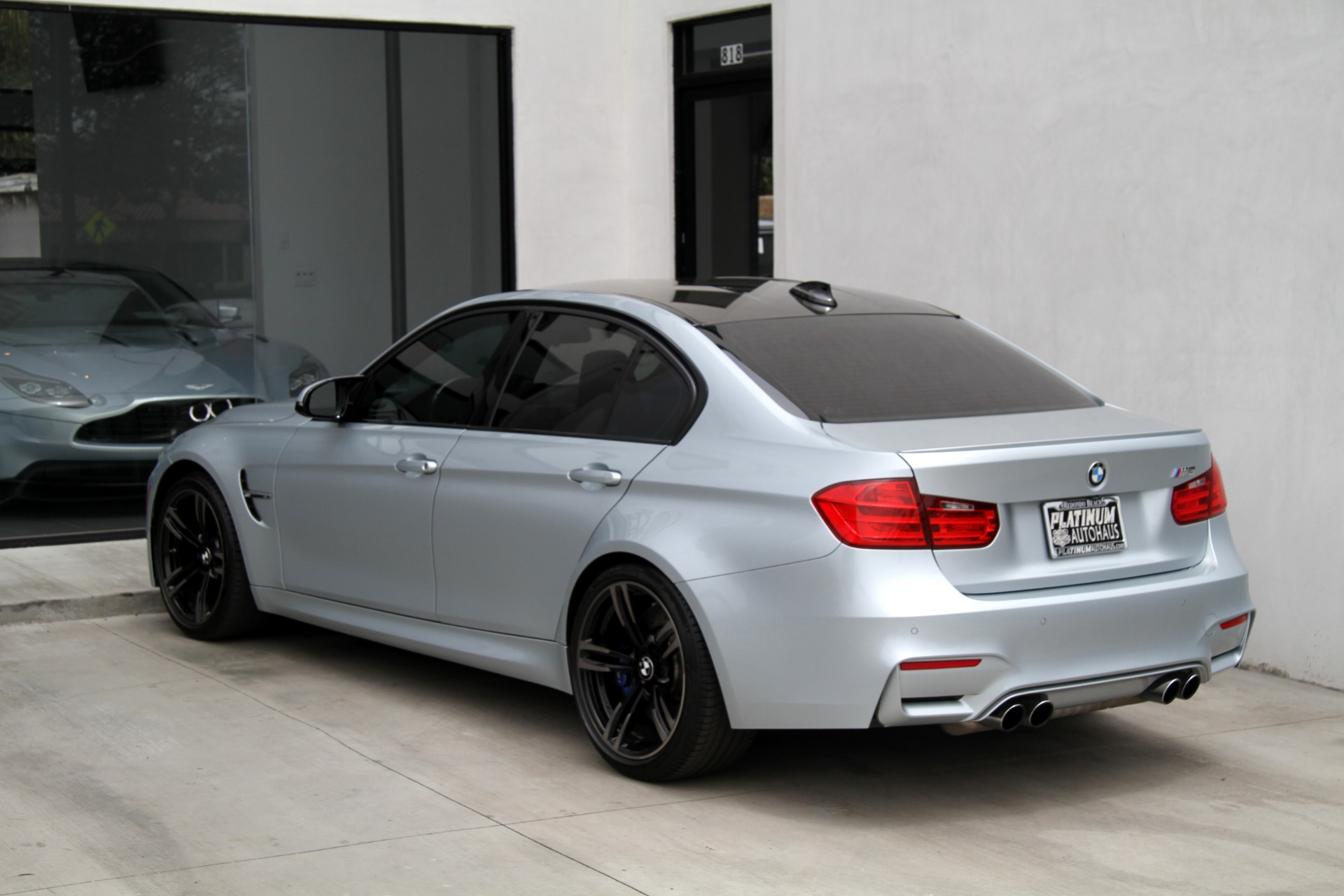 2015 Bmw M3 Carbon Fiber Roof Stock 6245 For